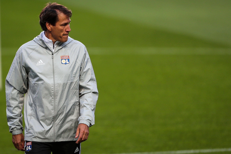 Football - Ligue des champions - Garcia ne veut pas «que subir» face au Benfica
