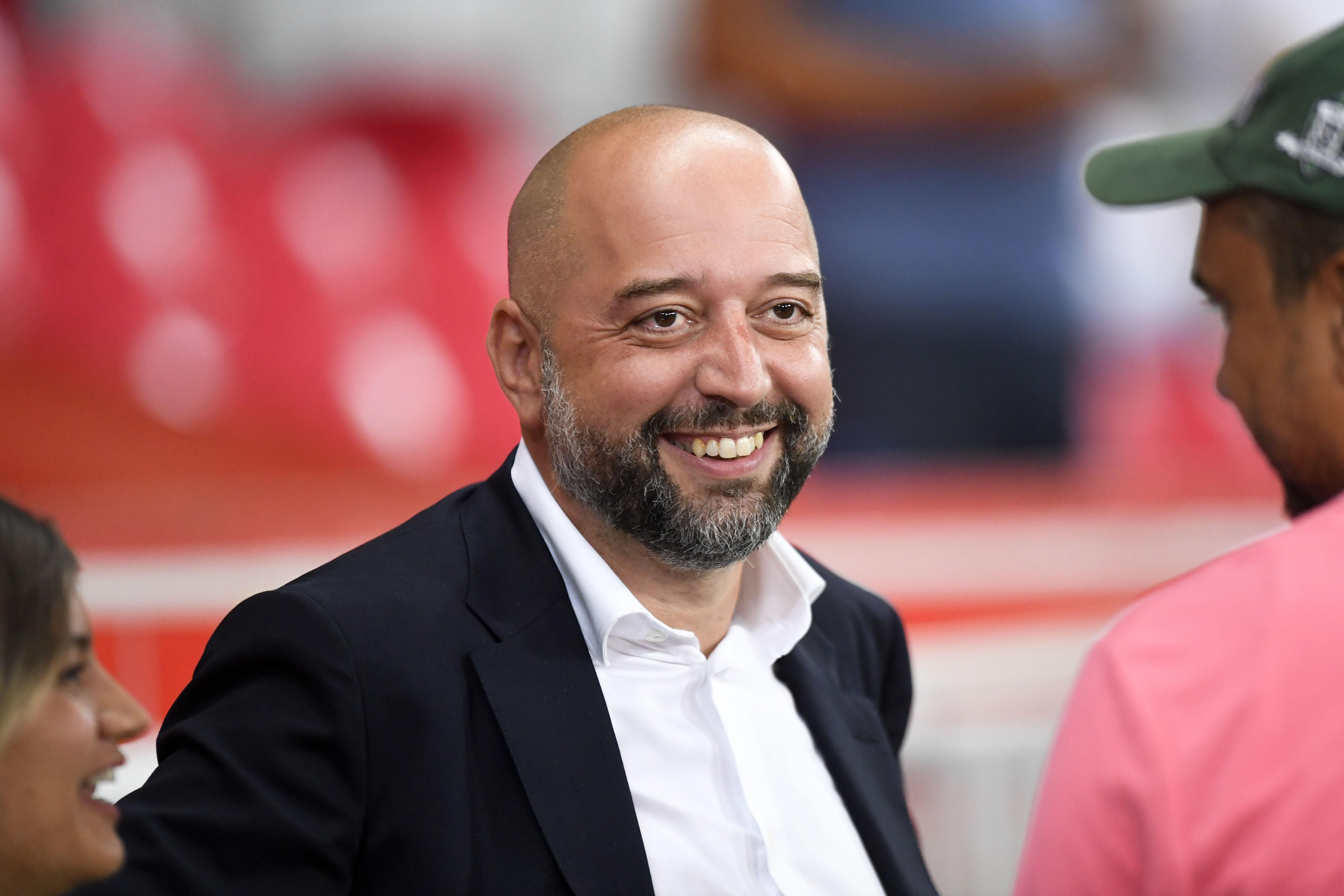 Football - Ligue des champions - Gérard Lopez au Figaro: «â€ŠLille peut être une surprise de la Ligue des champions»