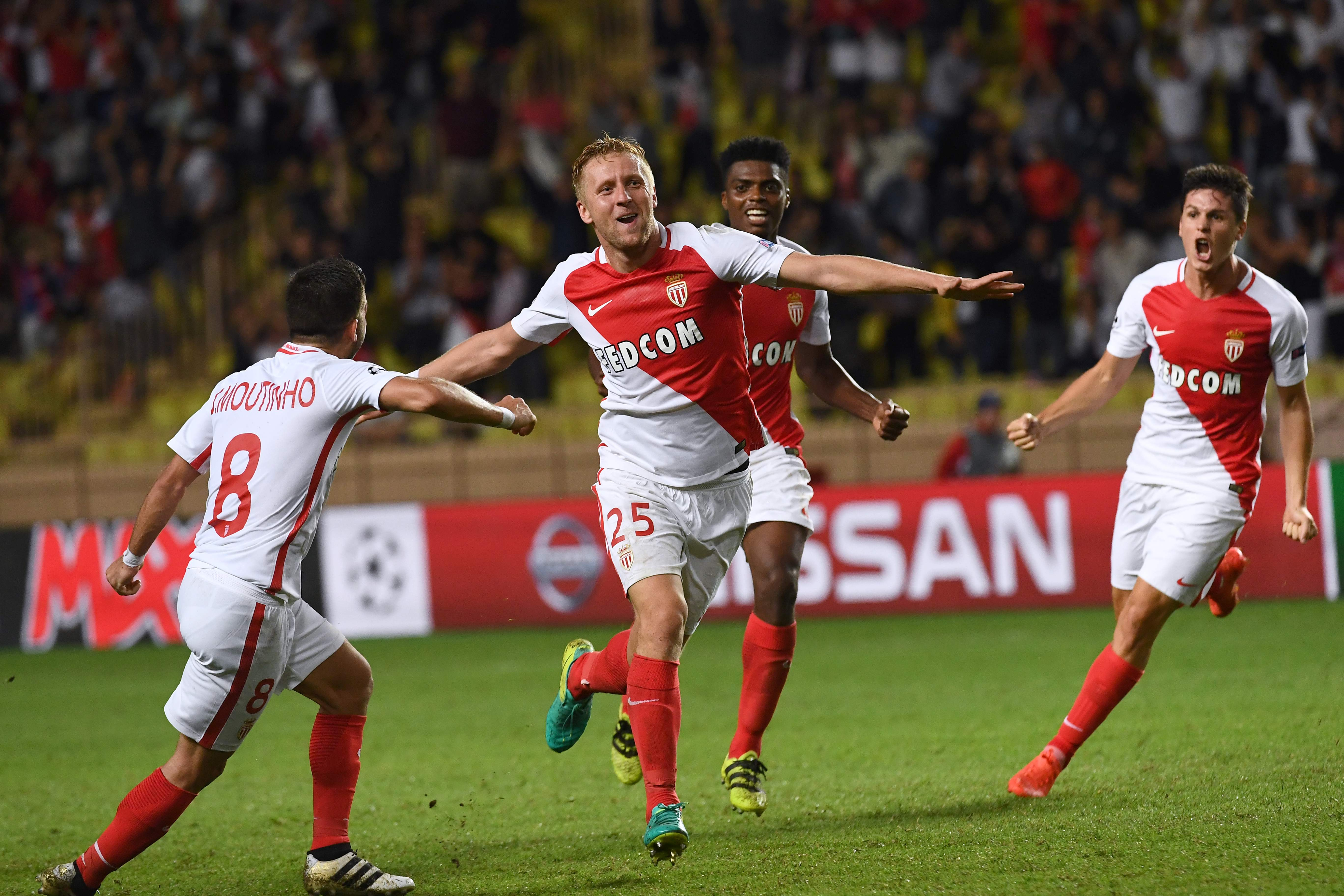 Maillot THIRD AS Monaco Kamil GLIK