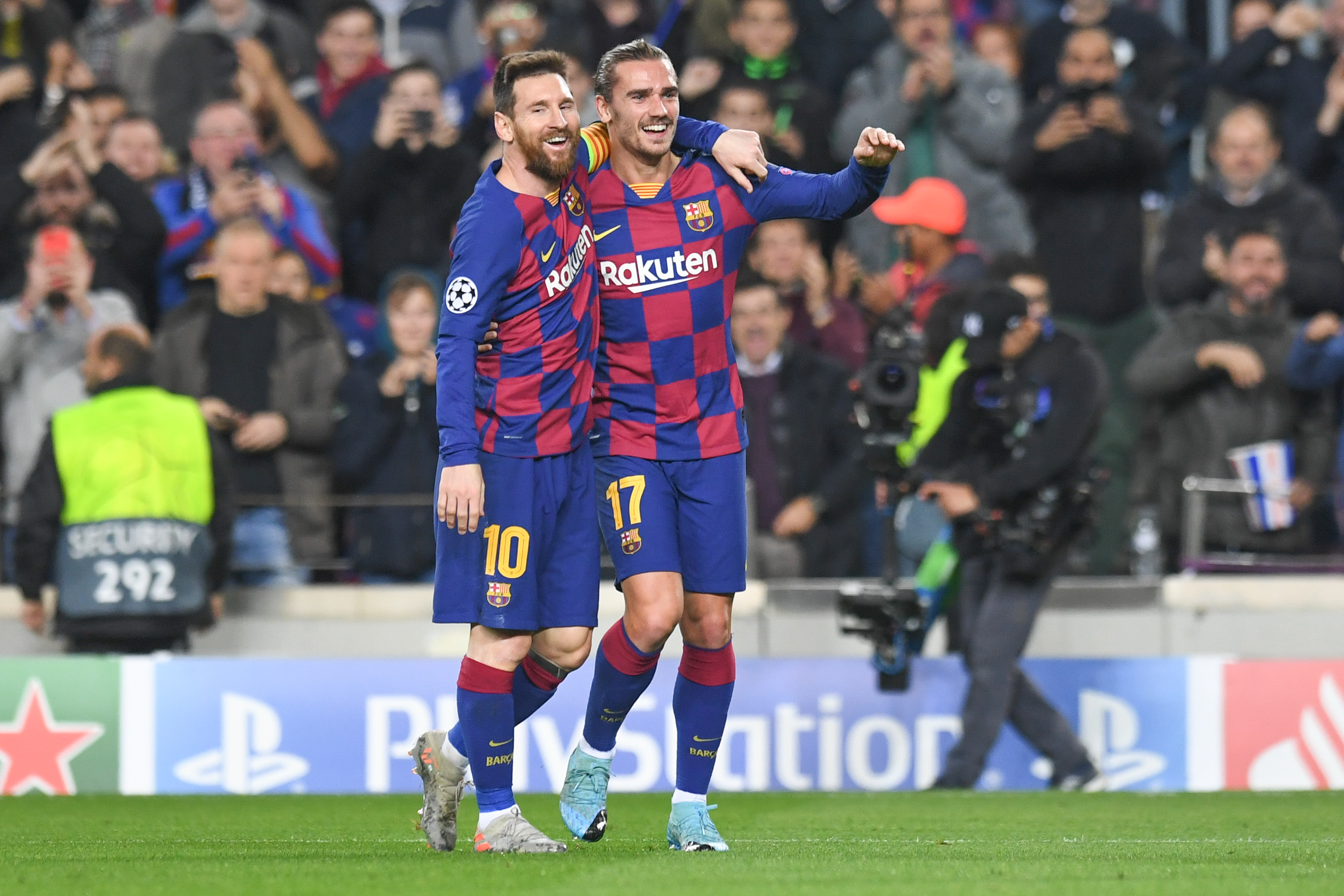 Griezmann et Messi, connexion (enfin) décisive
