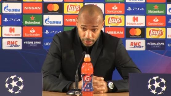 Football - Ligue des champions - Henry dépité : «On cherche des joueurs qui ont envie»