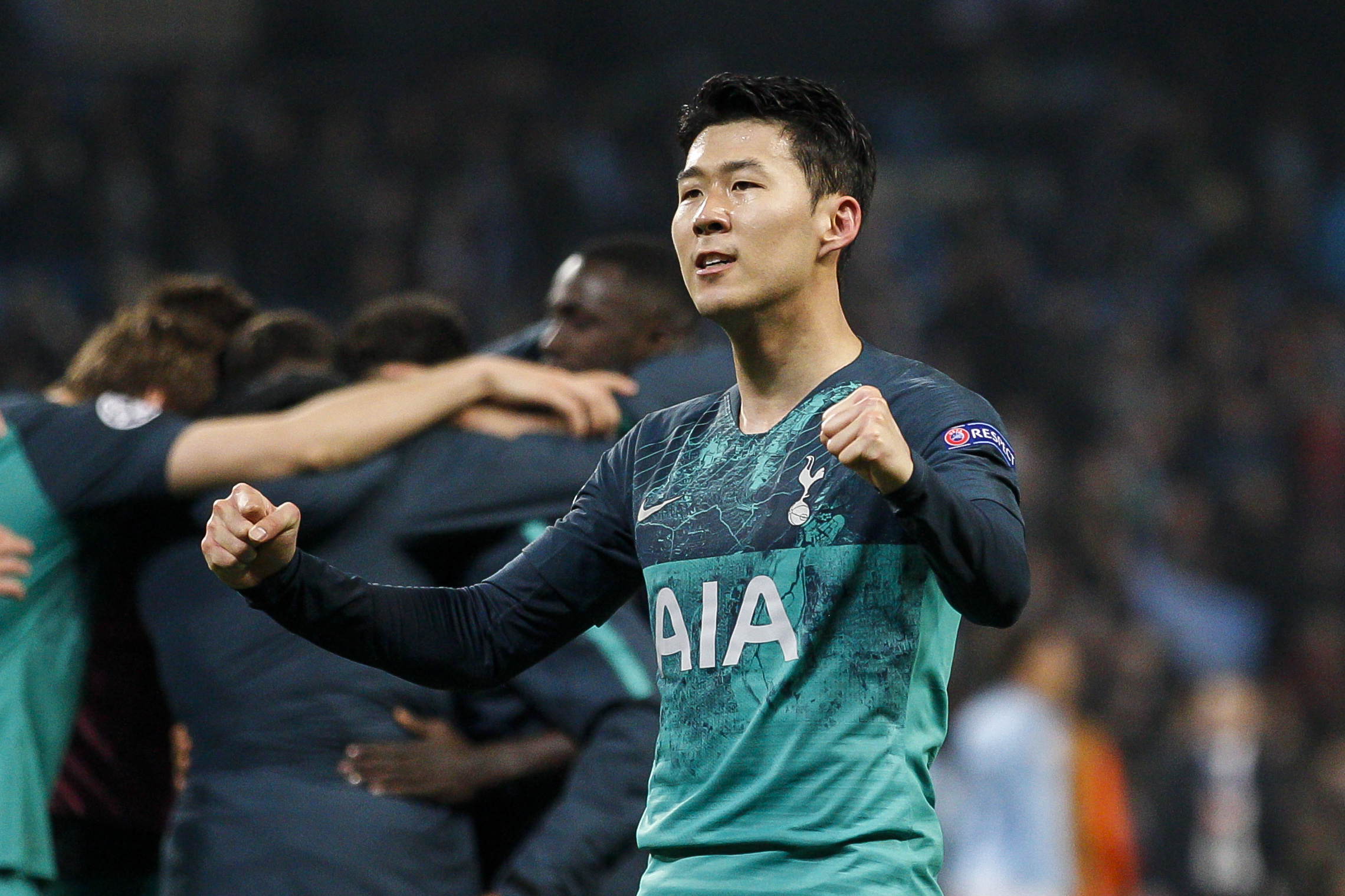 Football - Ligue des champions - Heung-min Son, le Tigre d'Asie prêt à rugir