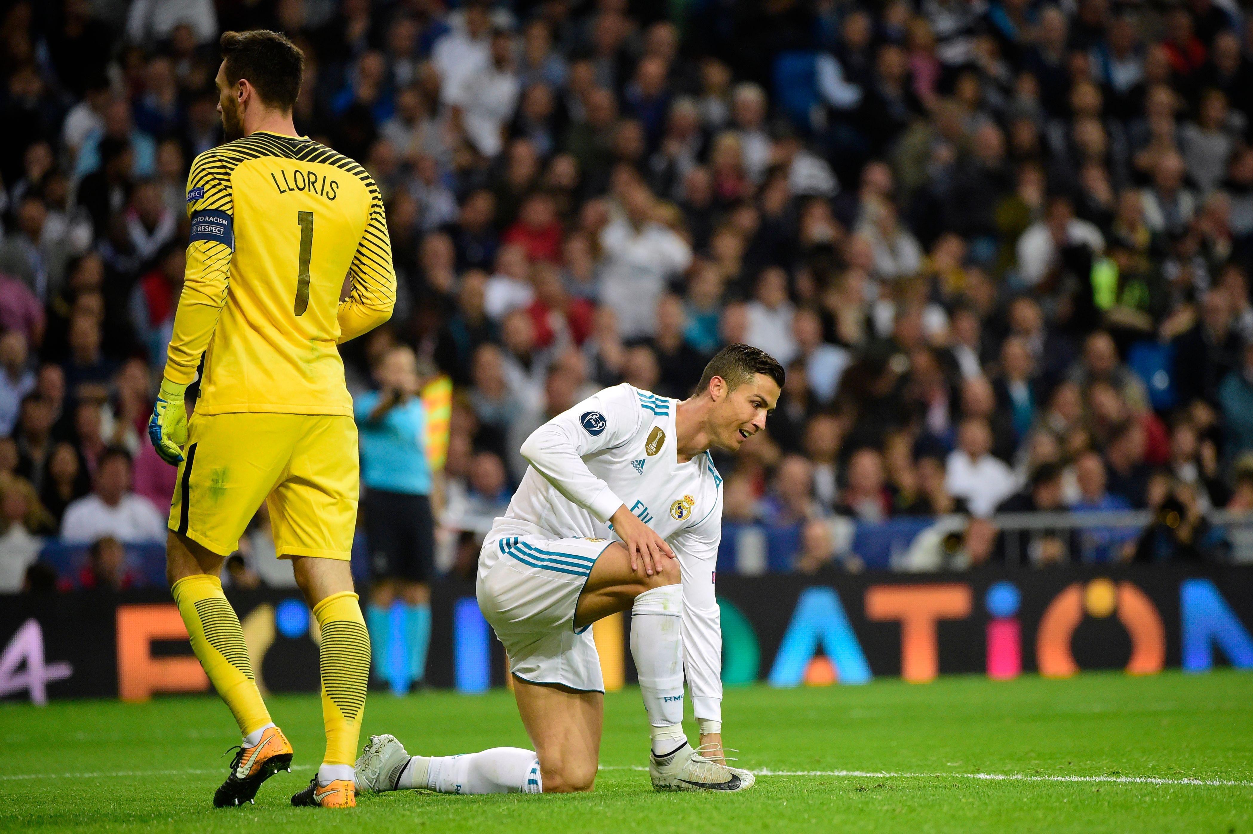 Football - Ligue des champions - «Hugo Boss», «fantastique» : Lloris a écœuré le Real de Zidane