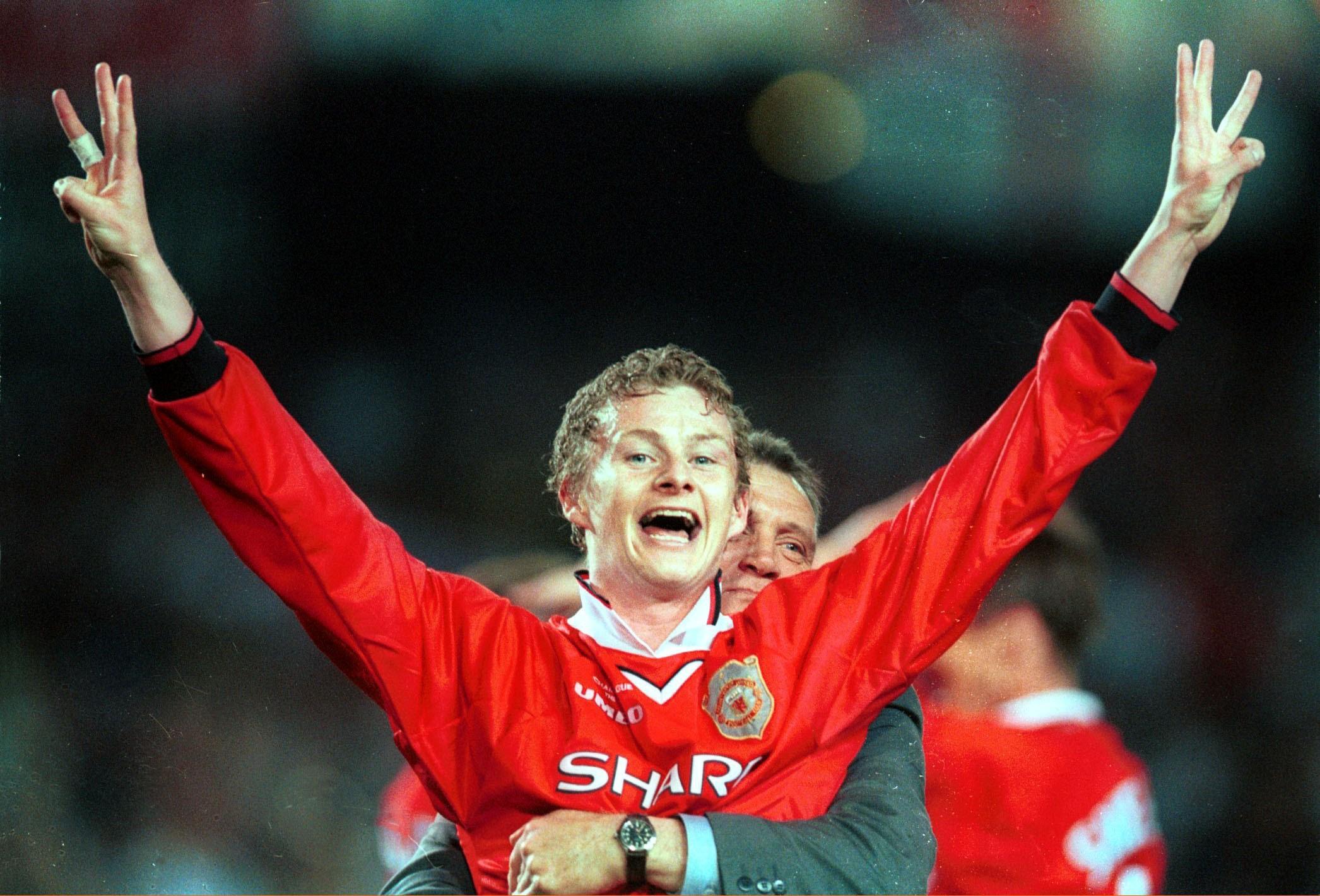 Football - Ligue des champions - Il y a 20 ans, Solskjaer offrait la Ligue des champions à Manchester... au Camp Nou