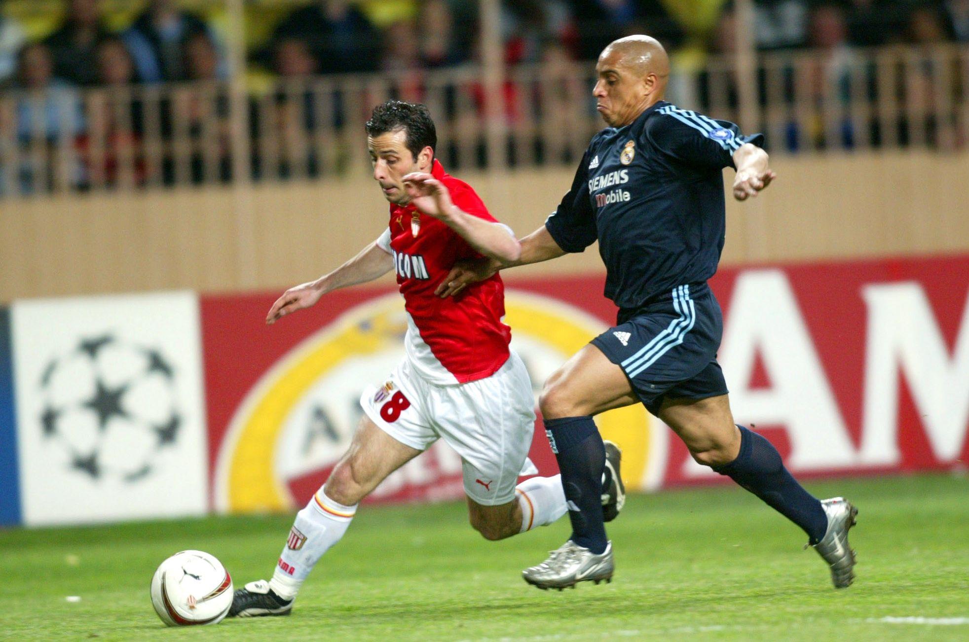 Football - Ligue des champions - Il y a quinze ans, Monaco terrassait Zidane et le Real Madrid
