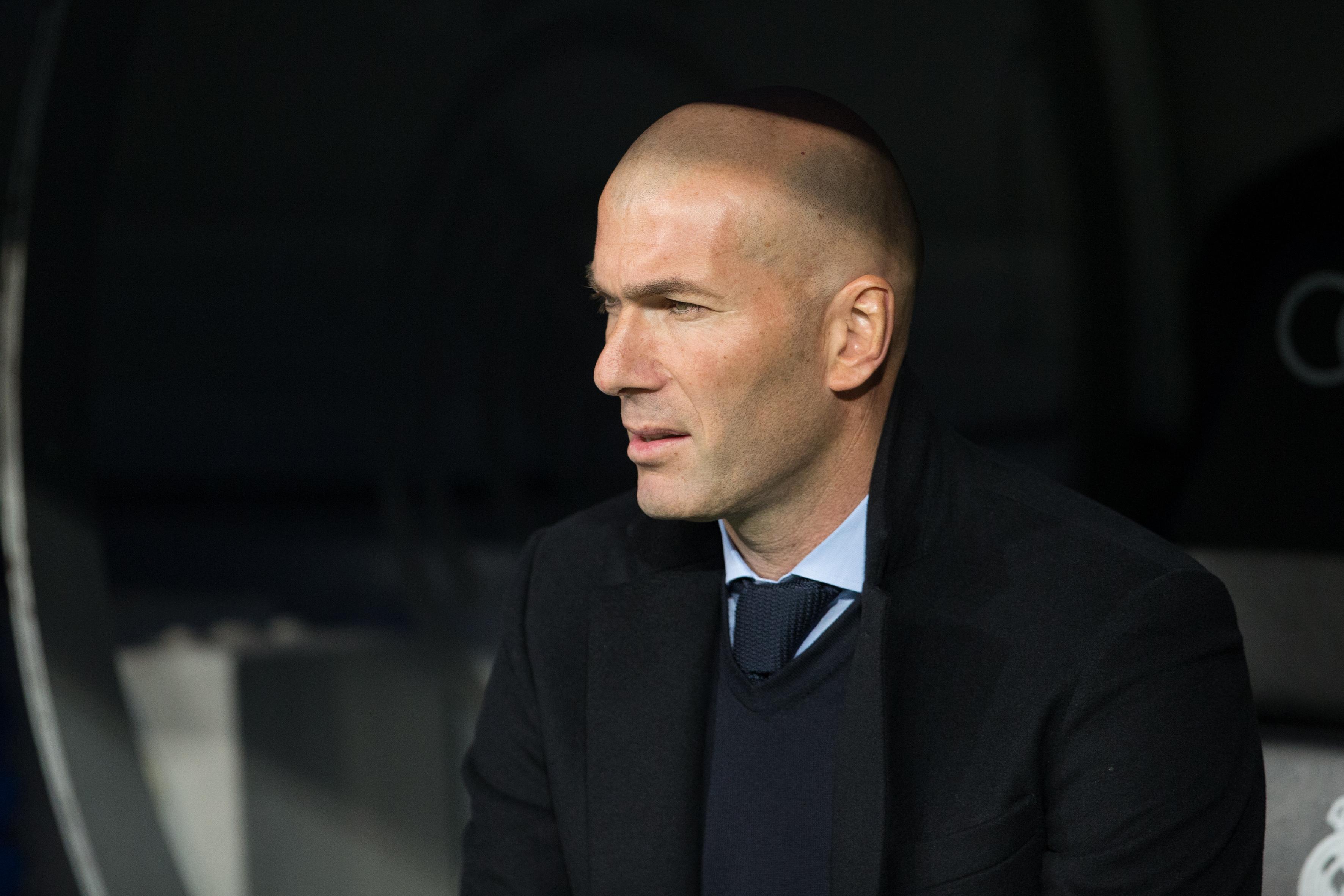 Football - Ligue des champions - Real-PSG J-2 : pour Zidane, le PSG «est en train de changer»