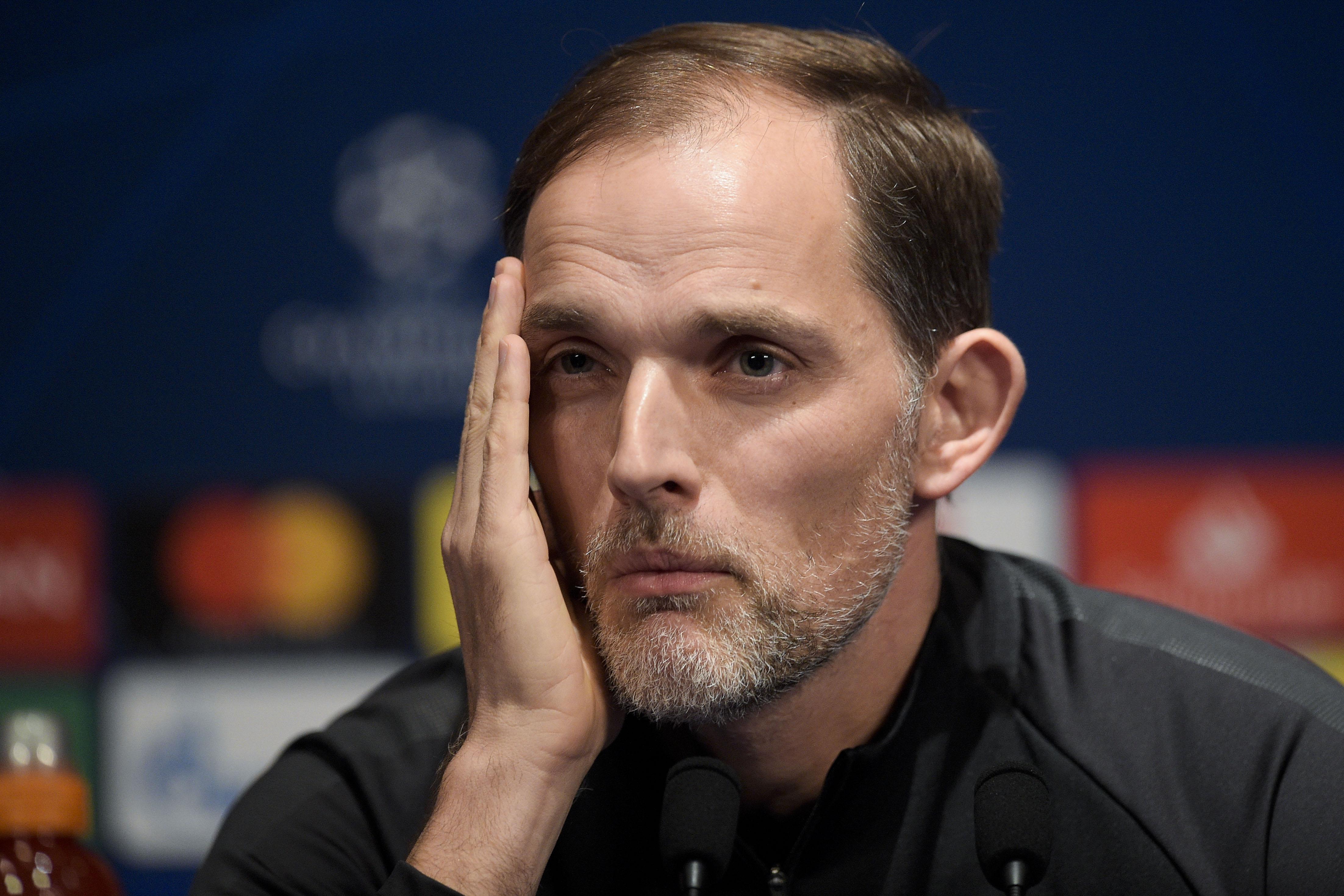 Football - Ligue des champions - «J'ai besoin de repos» : Thomas Tuchel, vrai symbole d'une soirée cauchemar