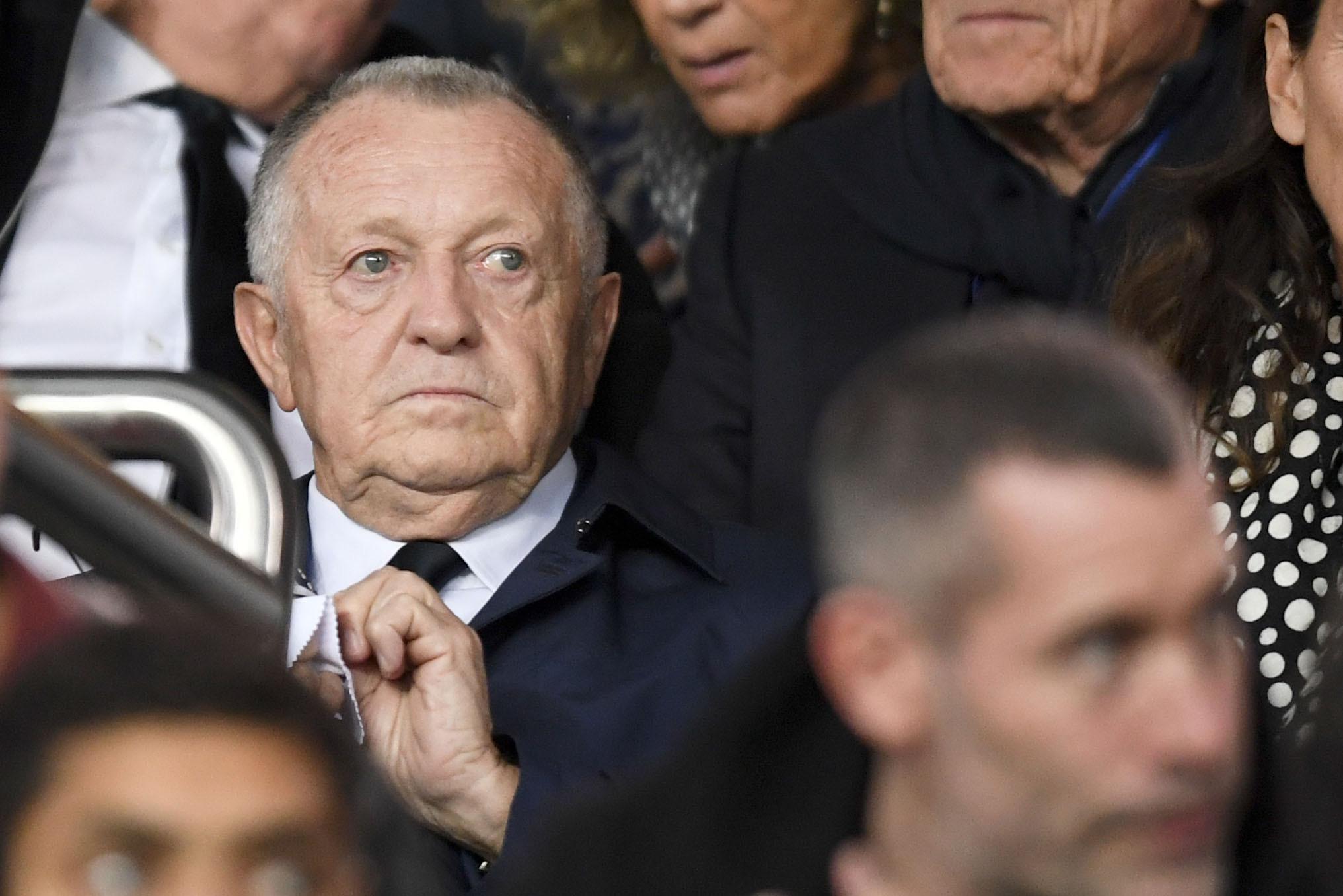 Football - Ligue des champions - Jean-Michel Aulas : «La victoire nous tendait les bras, c'est décevant»