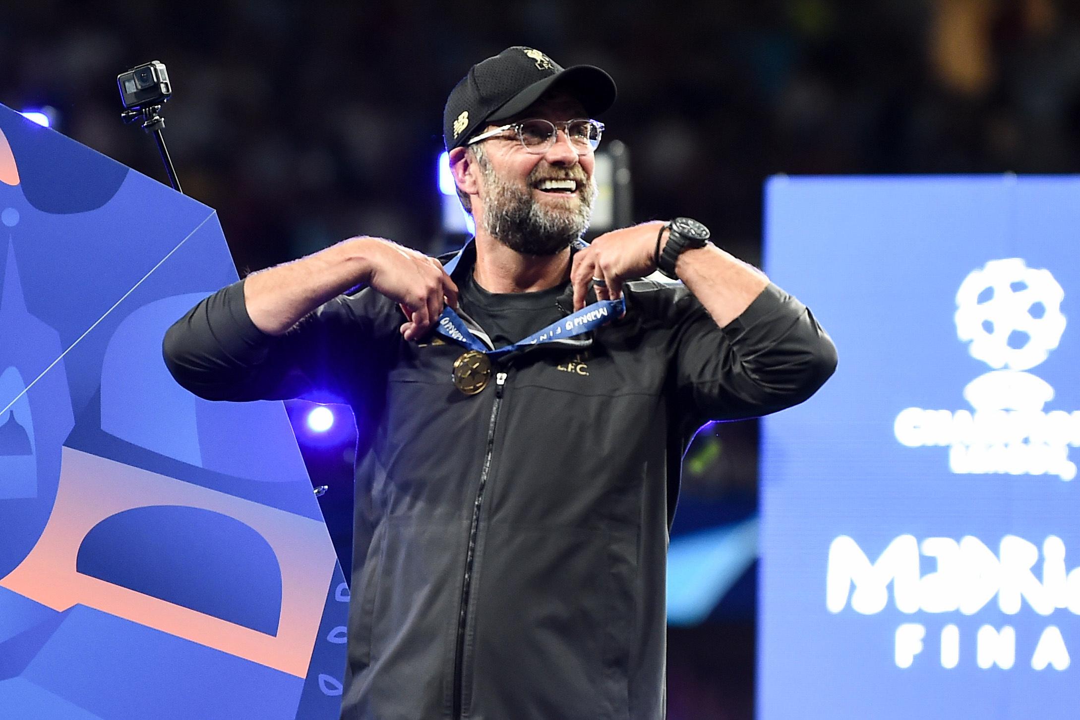 Football - Ligue des champions - Jürgen Klopp : «Ce n'est qu'un début»