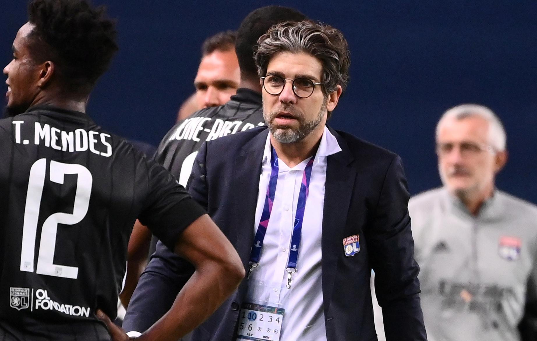 Football - Ligue des champions - Juninho déçu mais fier : «On sort la tête haute»