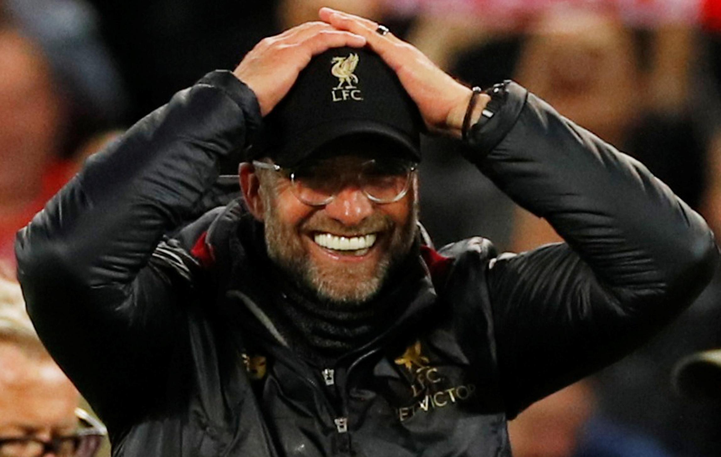 Football - Ligue des champions - Klopp après l'exploit de Liverpool : «Mes joueurs sont des géants»