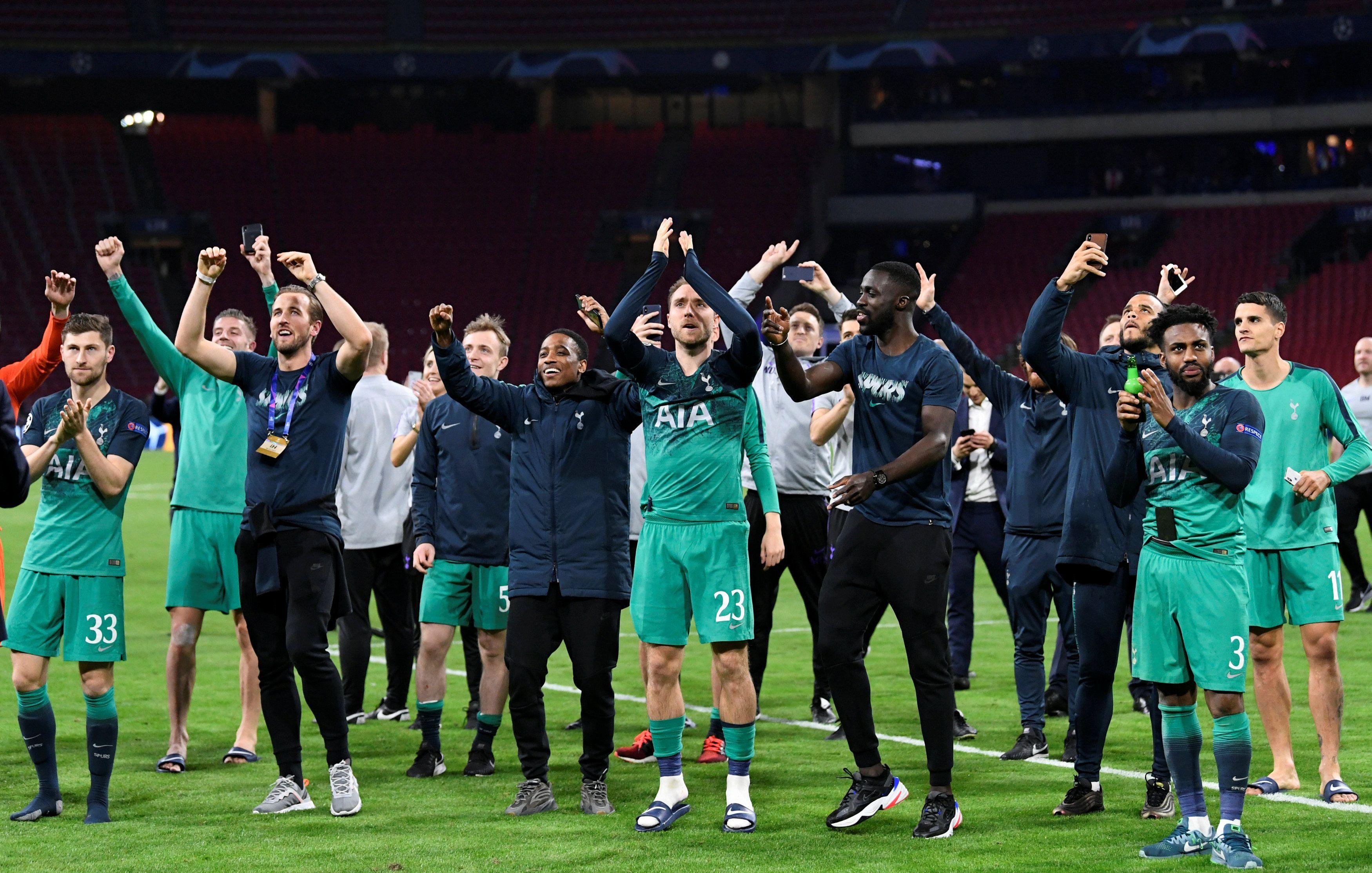 Football - Ligue des champions - La presse britannique salue Tottenham et le «second miracle» du foot anglais