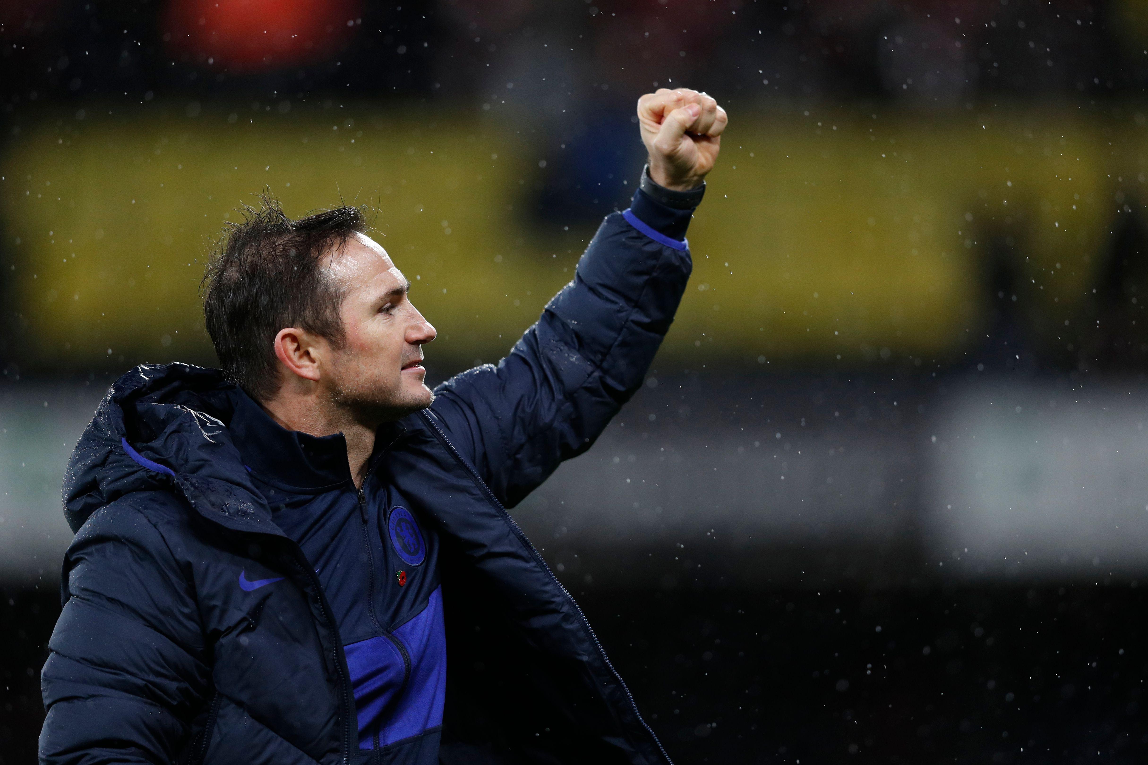 Football - Ligue des champions - Lampard et Chelsea, pari réussi