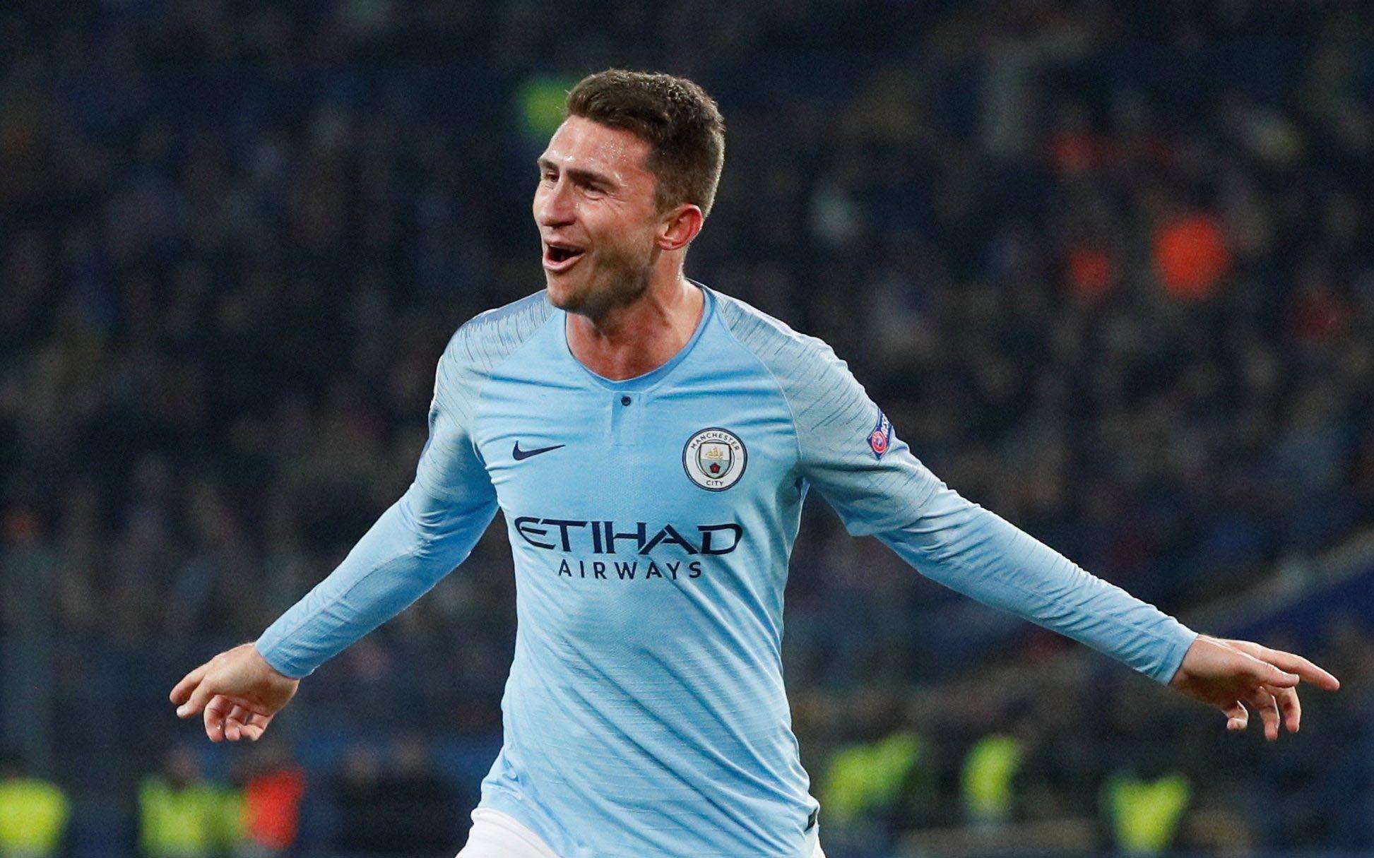 Football - Ligue des champions - Loin des Bleus, Aymeric Laporte brille avec Manchester City