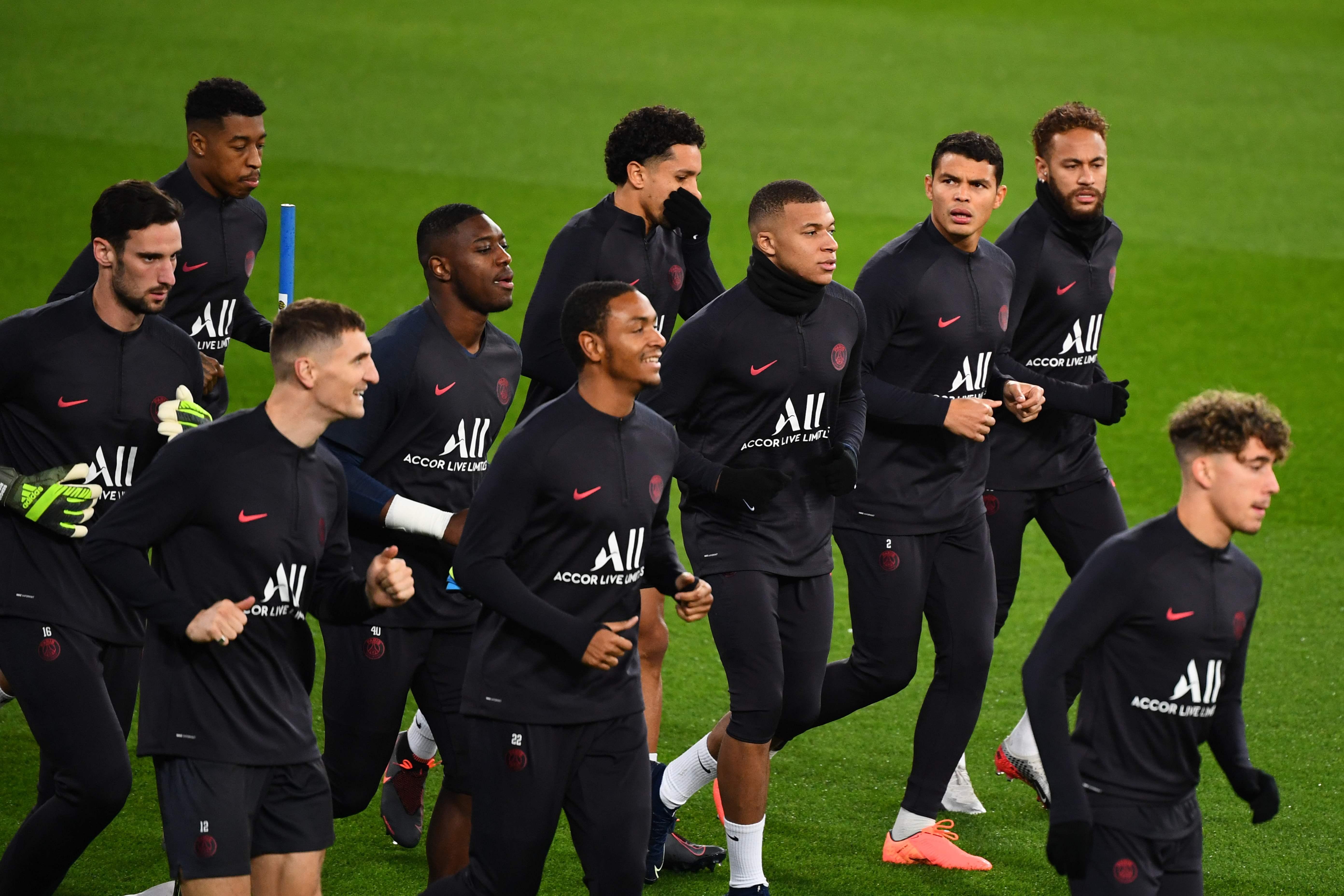 Football - Ligue des champions - Le PSG à Madrid pour voyager en première... et tester le 4-2-3-1 ?