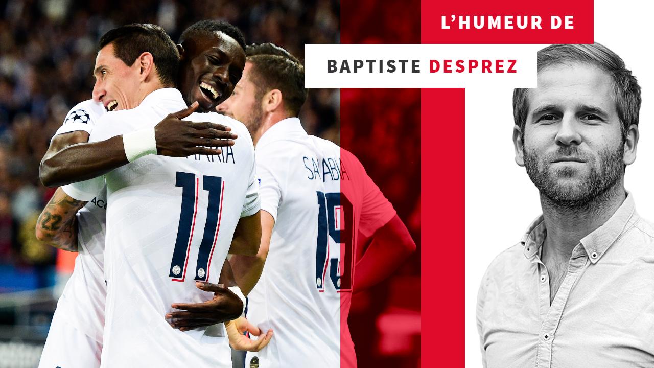 Football - Ligue des champions - Le PSG doit savourer ... S'enflammer ? Surtout pas