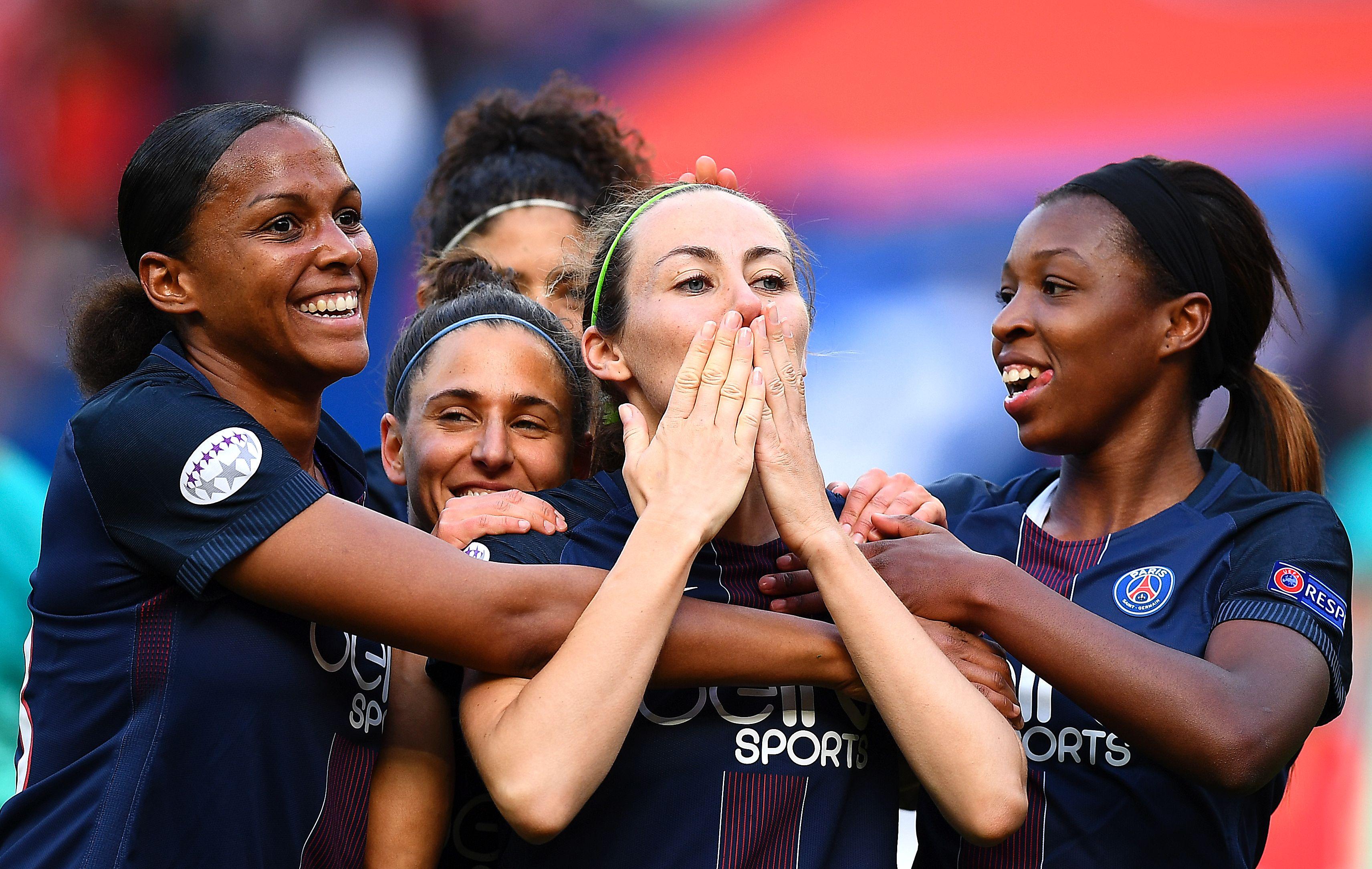 Football - Ligue des champions - Le PSG éteint le Barça et s'offre une 2e finale