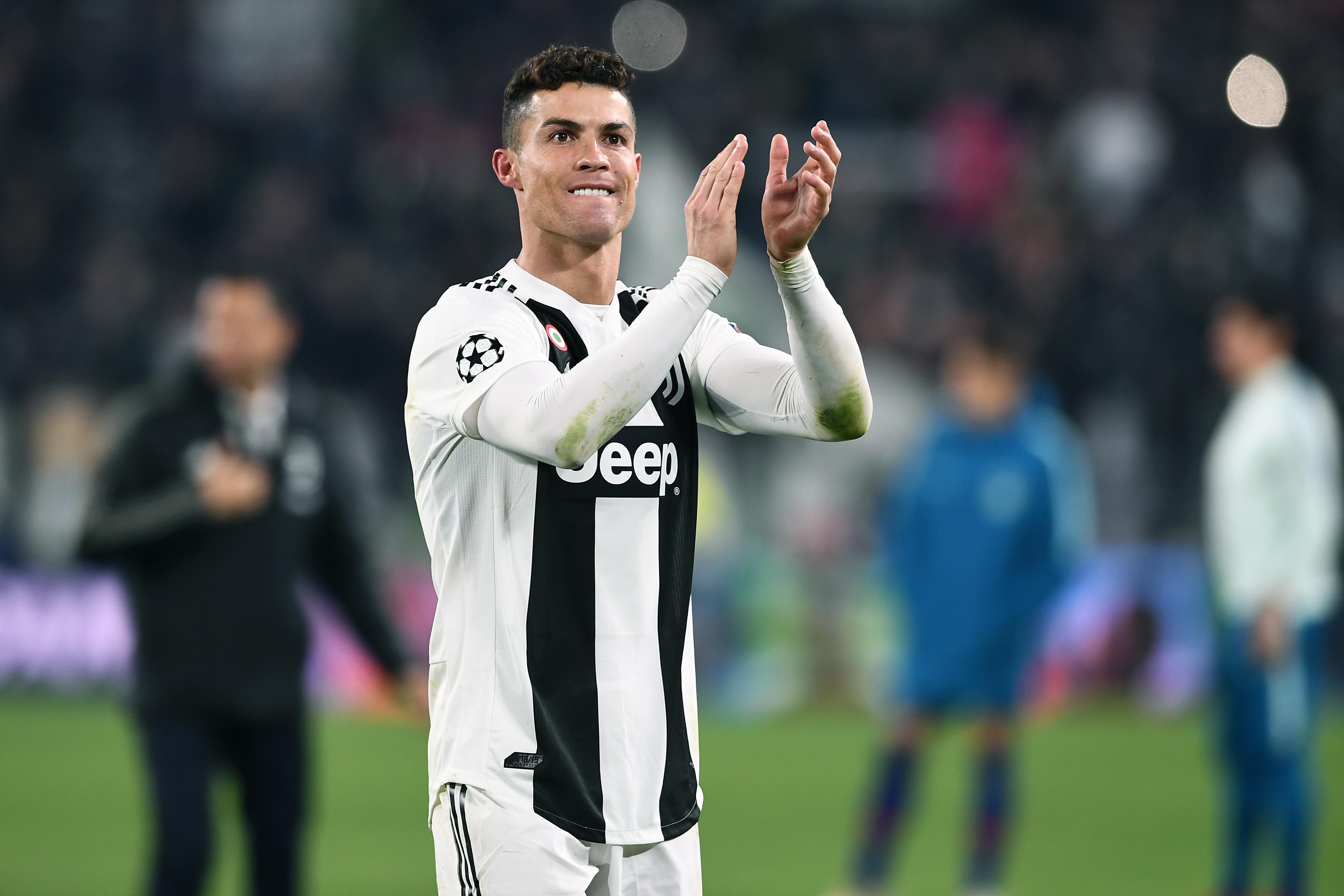 Football - Ligue des champions - Le titre de la Juventus Turin bondit de 20% grâce à Cristiano Ronaldo