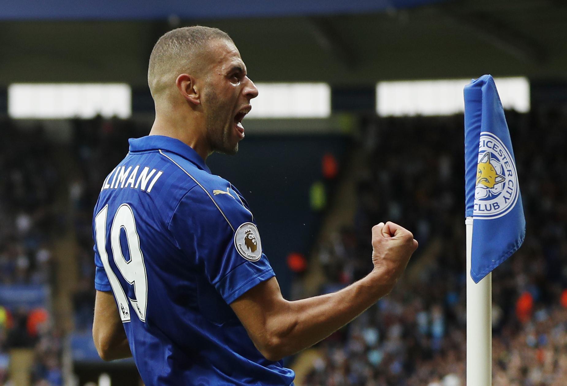 Football - Ligue des champions - Leicester accueille Porto pour son premier choc européen