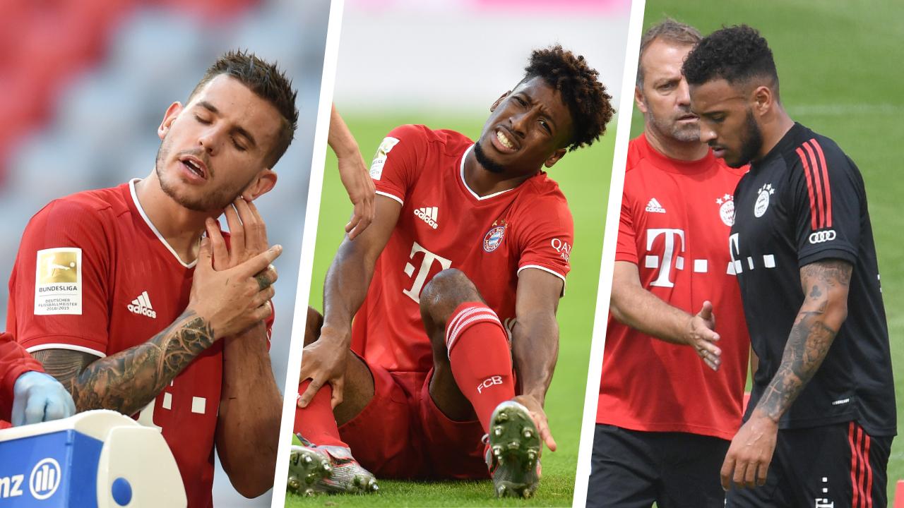 Football - Ligue des champions - Les Bleus ont perdu le sourire au Bayern Munich