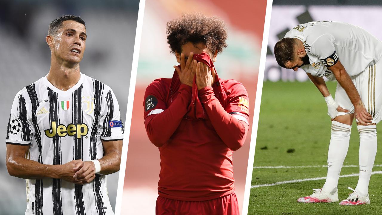 Football - Ligue des champions - Les grands absents du Final 8 de la Ligue des champions