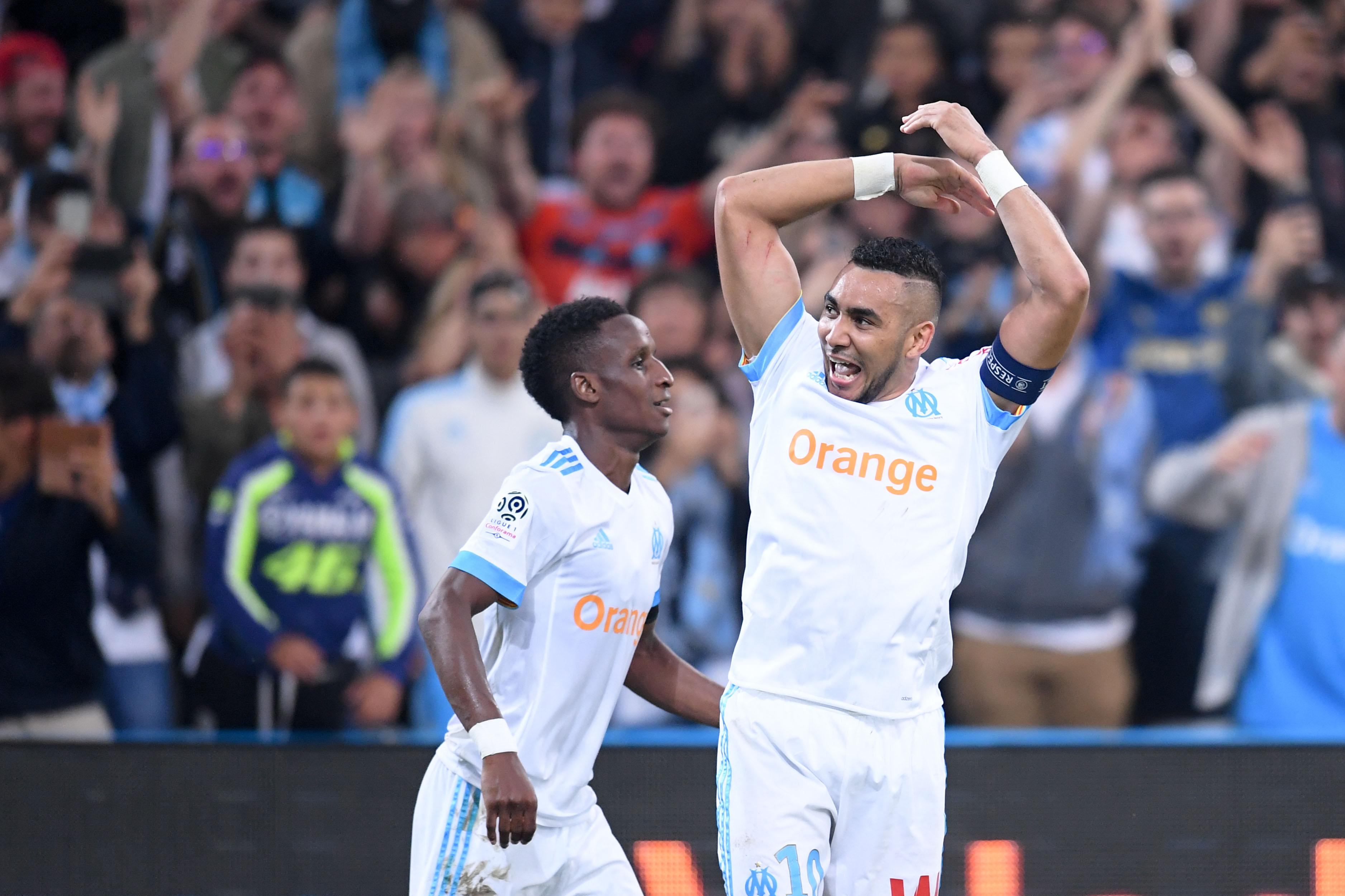 Football - Ligue des champions - Les Marseillais Payet, Sarr et le journal La Provence chambrent le Paris SG