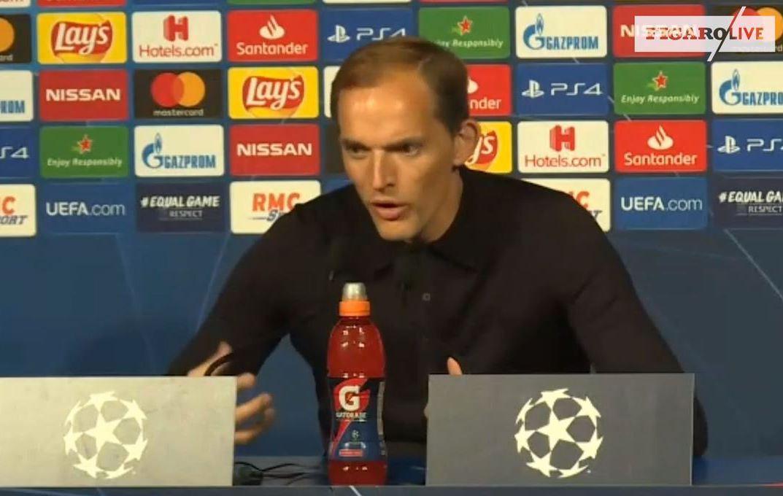 Football - Ligue des champions - Les meilleures déclarations de Thomas Tuchel après la victoire du PSG contre le Real