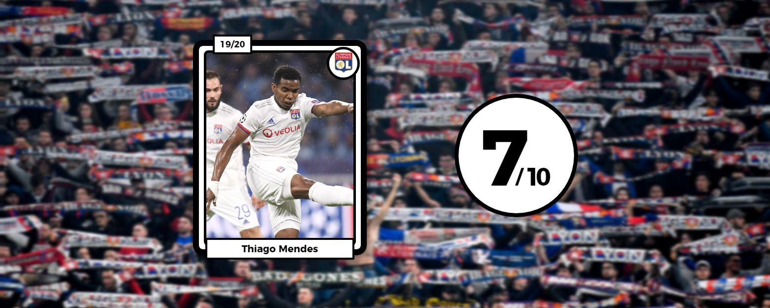 Football - Ligue des champions - Les notes de Lyon face à Benfica : Depay reçu 4 sur 4, Aouar et Mendes éclatants