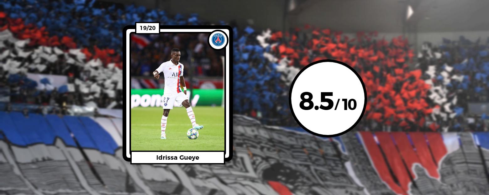 Football - Ligue des champions - Les notes de PSG-Real : Di Maria angélique, Gueye «ganactique»