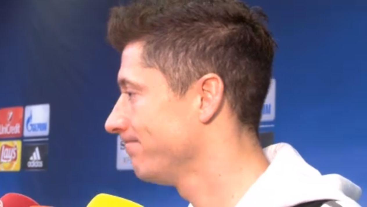 Football - Ligue des champions - Lewandowski : «Nous ne sommes pas favoris pour la Ligue des champions»