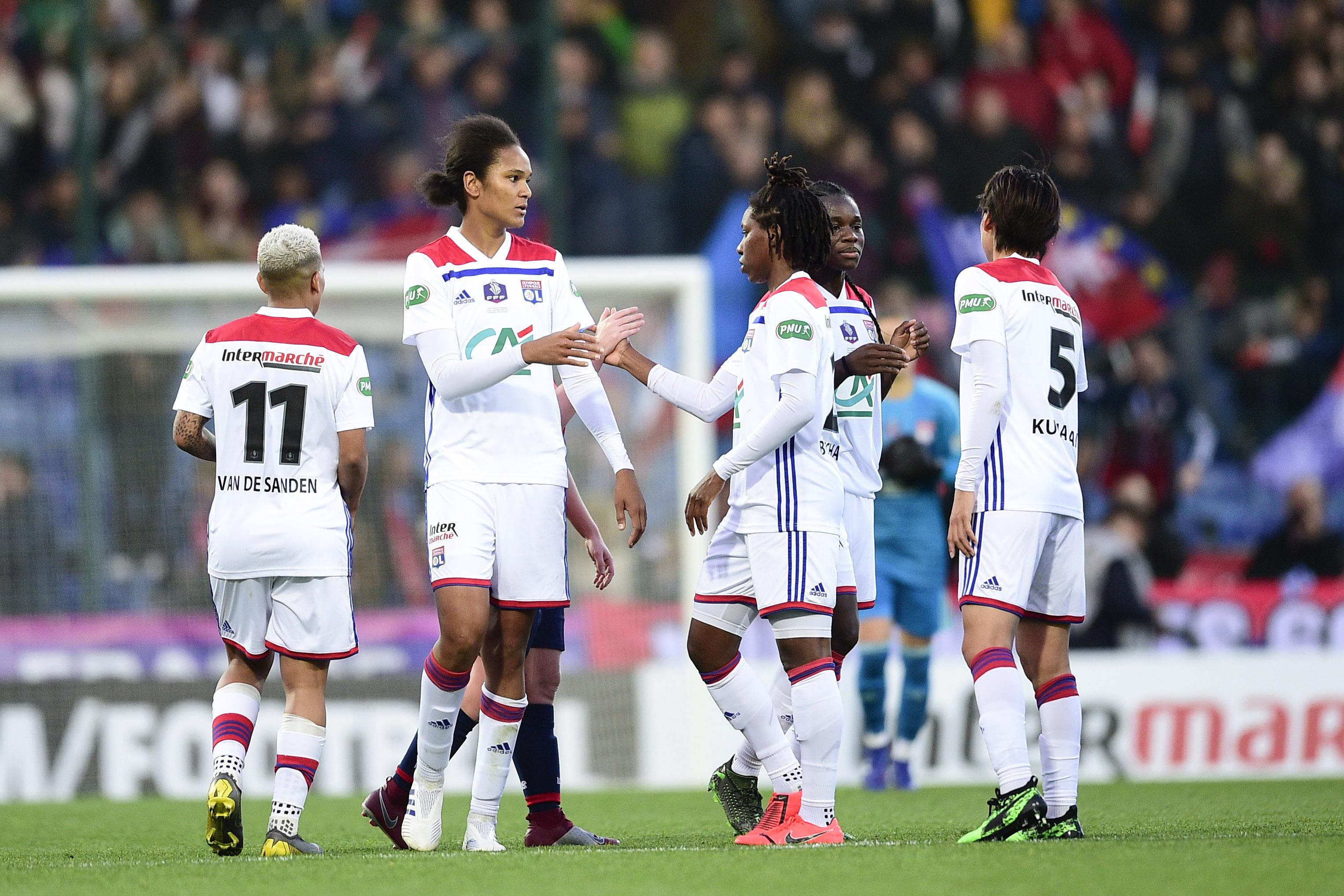 Football - Ligue des champions - Ligue des champions féminine : Lyon et le PSG vont connaitre leur sort