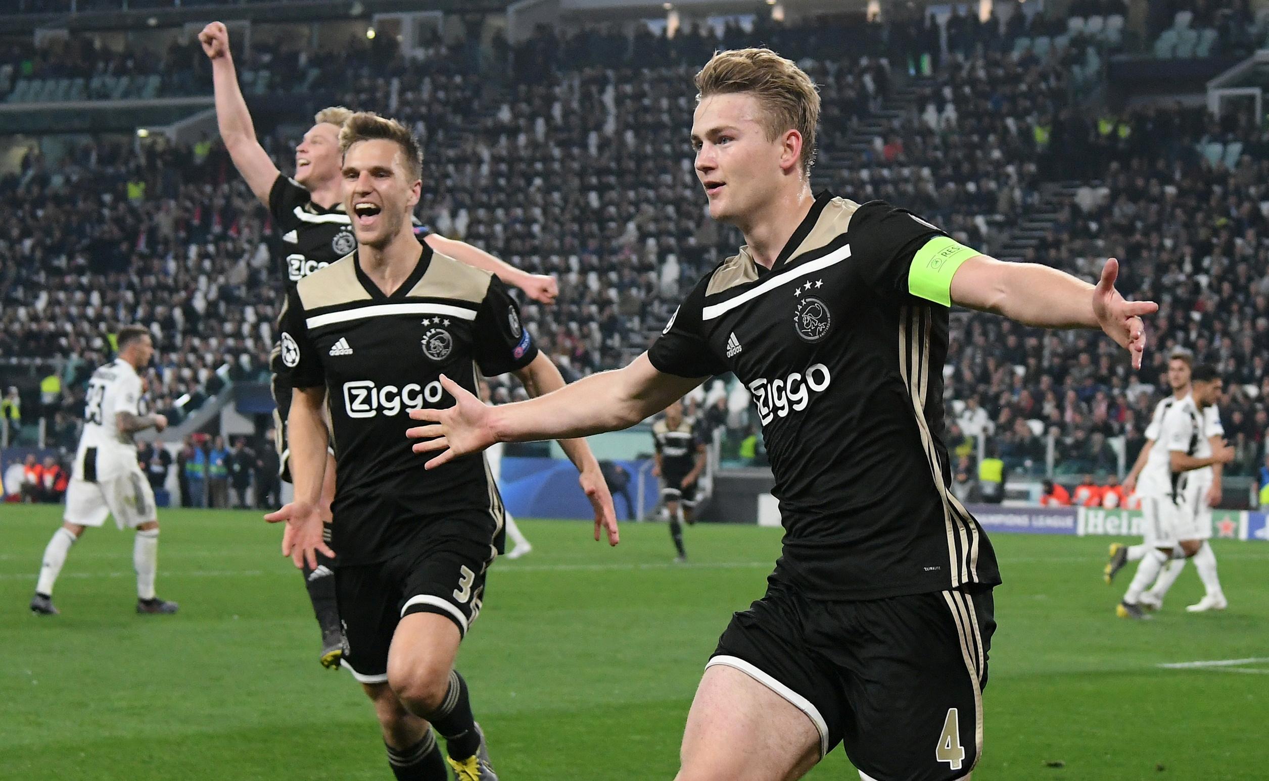 Juve Ajax