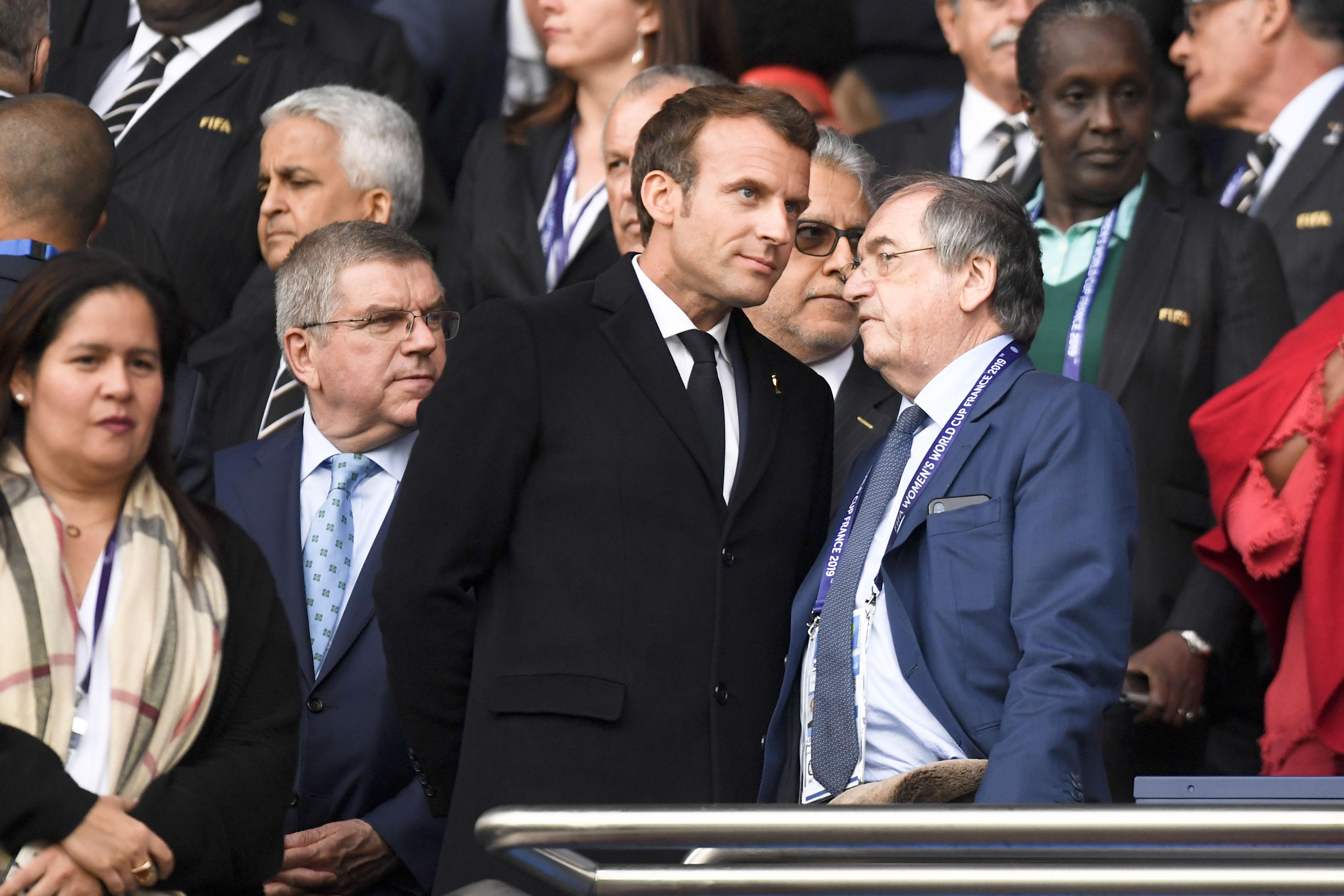 Football - Ligue des champions - Ligue des champions : Le Graët promet que «la ligue fermée n'existera pas