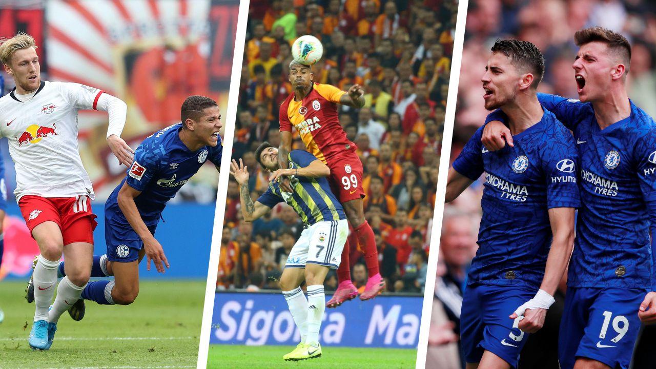 Football - Ligue des champions - Ligue des champions : Leipzig perd la tête, Galatasaray à l'arrêt... Le point sur les adversaires des clubs français