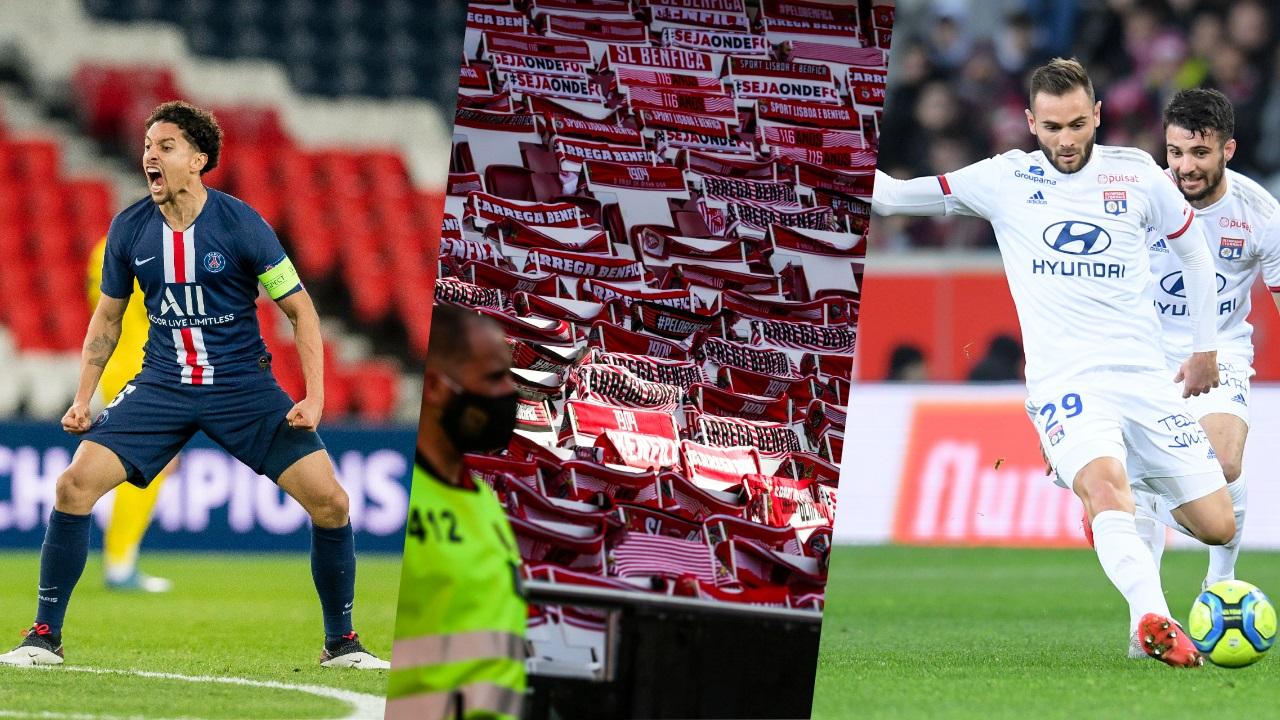 Football - Ligue des champions - Ligue des champions : les gagnants et les perdants de la reprise à Lisbonne