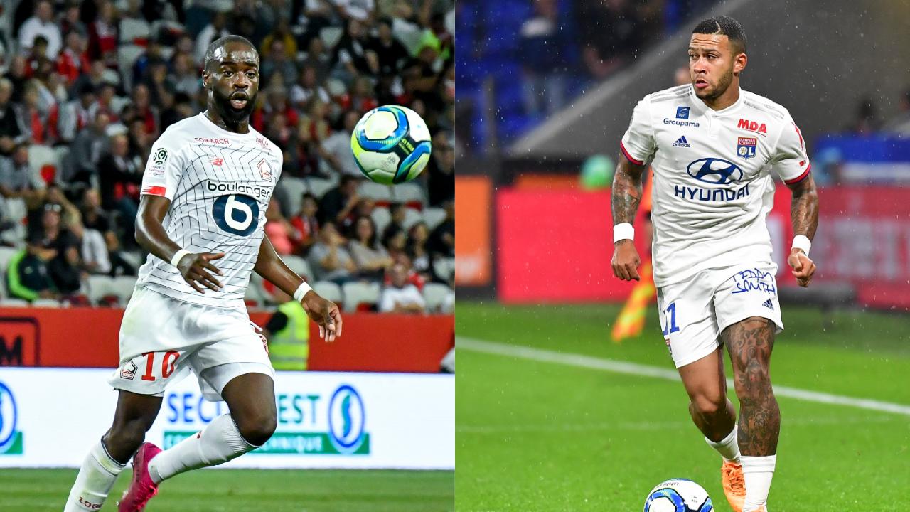 Football - Ligue des champions - Ligue des champions: Lille et Lyon déjà en danger