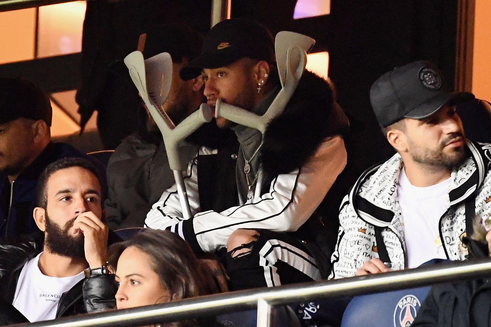 Football - Ligue des champions - Ligue des champions : «Pressé de revenir», Neymar pourrait être de retour pour les quarts de finale