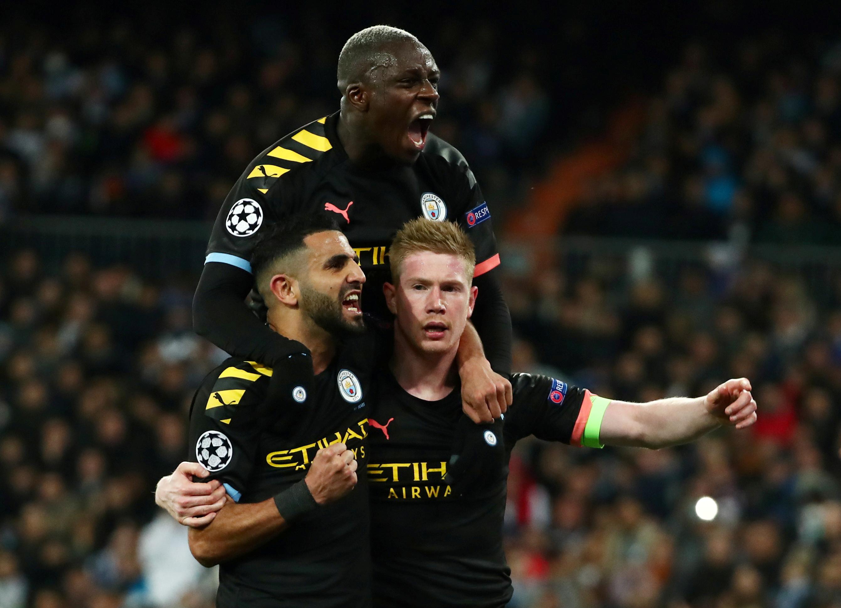 Football - Ligue des champions - Ligue des champions : quand Manchester City renversait le Real au match aller (1-2)