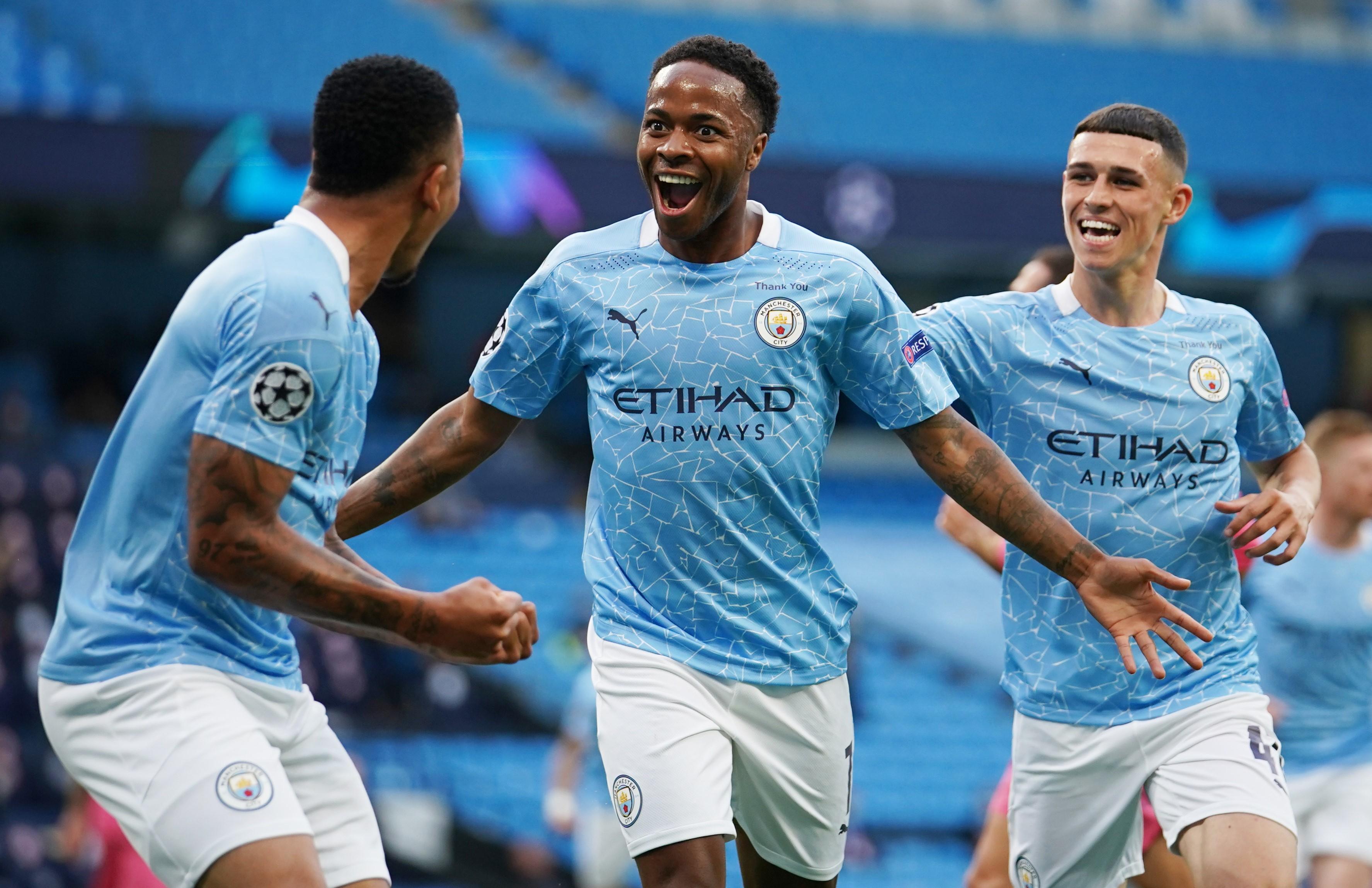 Football - Ligue des champions - Ligue des champions : Tous les buts de Manchester City cette saison en vidéo