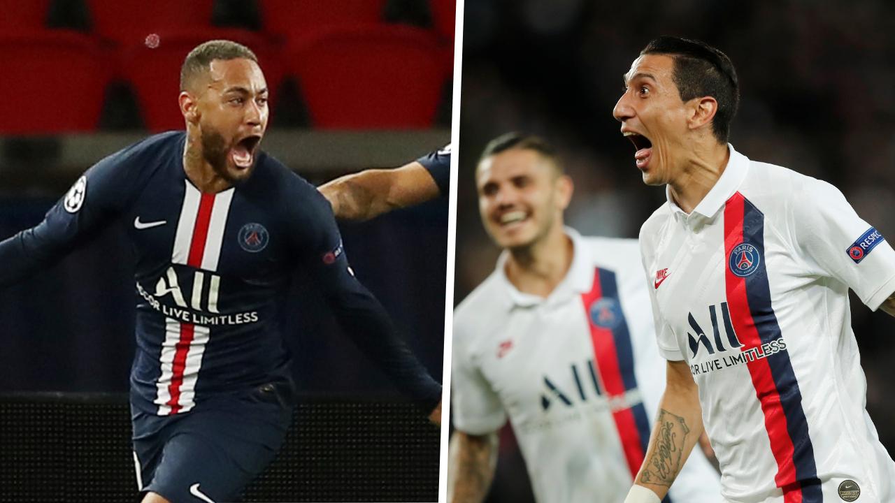 Football - Ligue des champions - Ligue des champions : tous les buts du PSG cette saison en vidéo