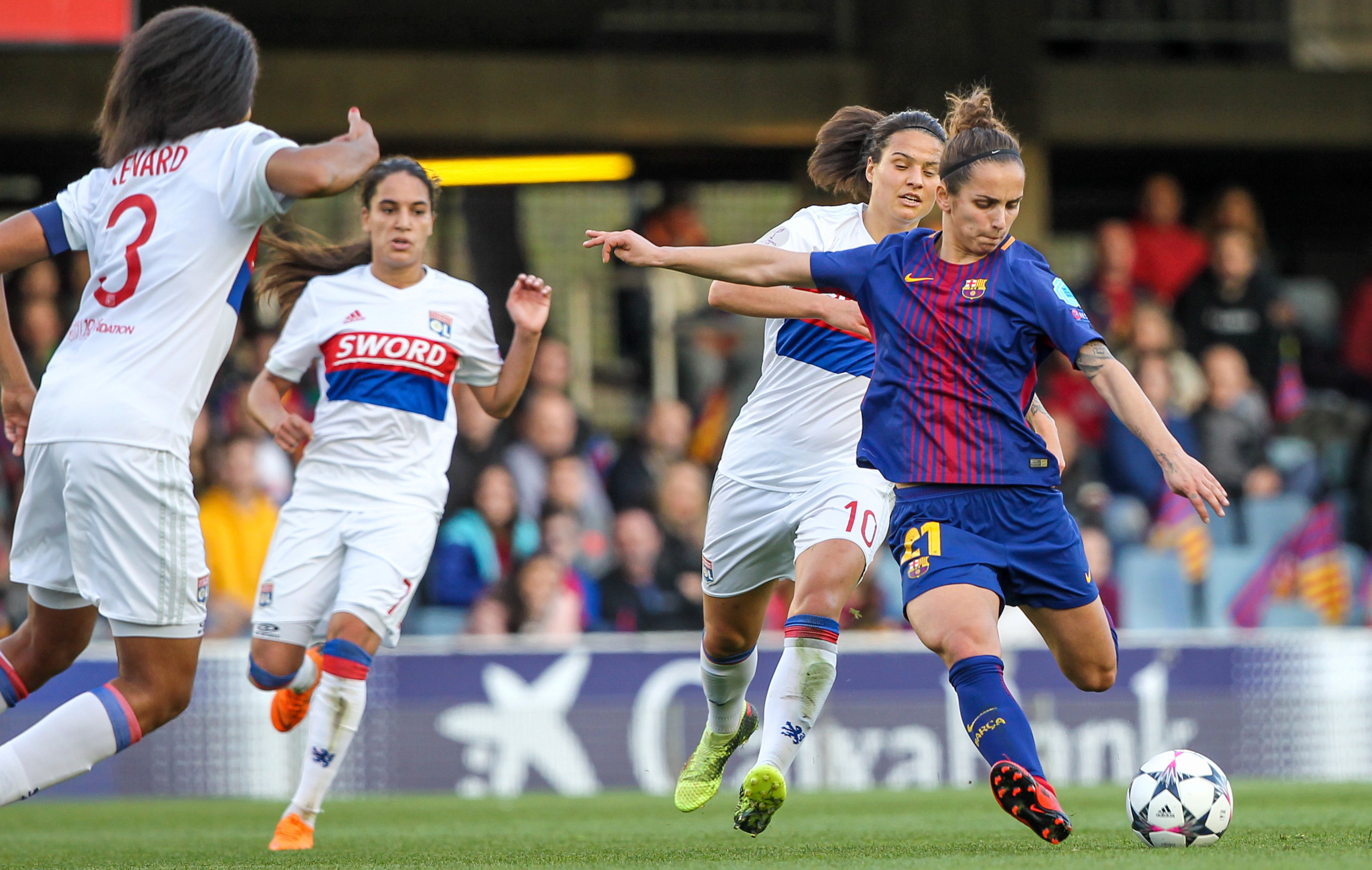 Football - Ligue des champions - Ligue des champions : Une finale inédite et historique entre Lyon et Barcelone