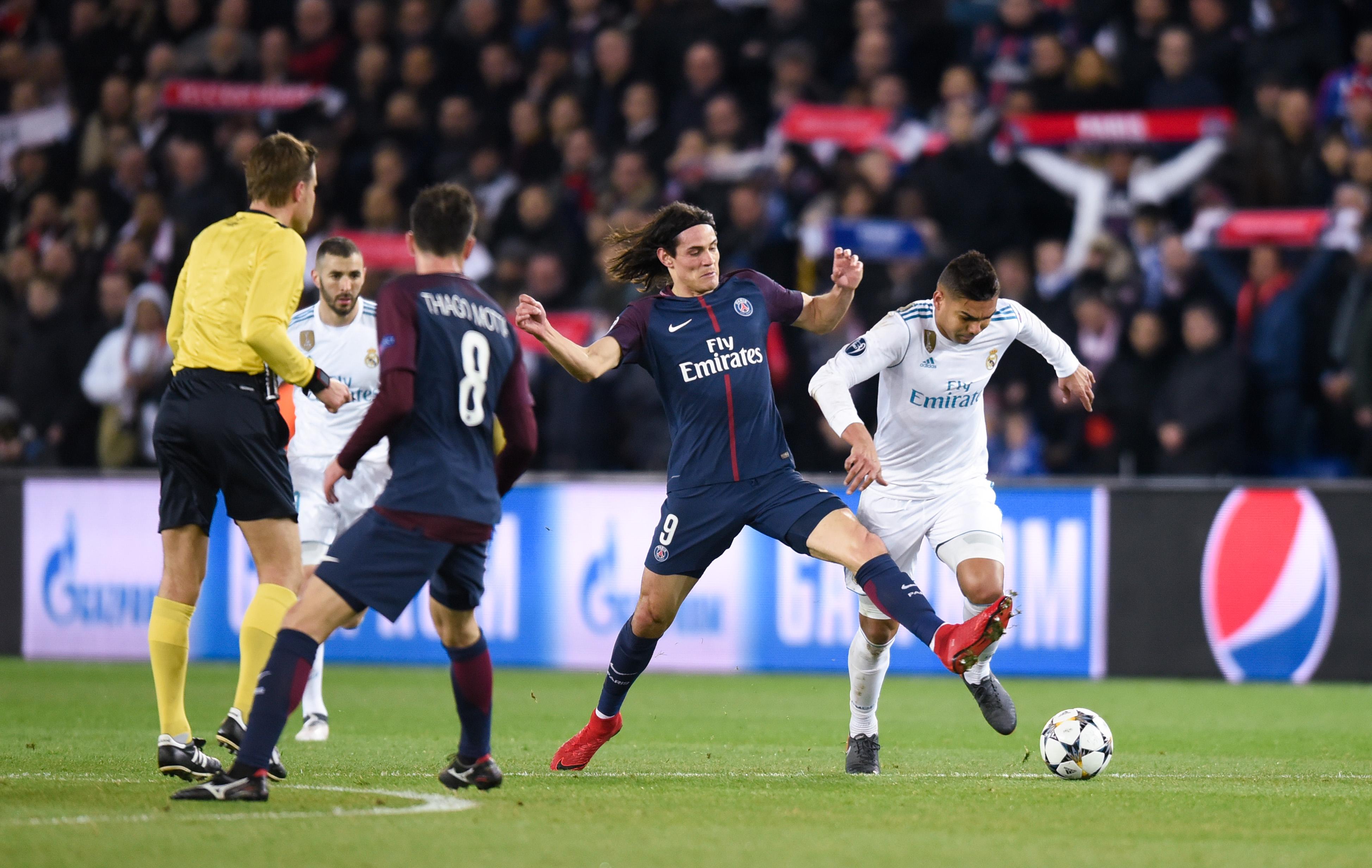 Football - Ligue des champions - Ligue des champions : Une voie Real pour le Paris SG, ouvert pour Lyon et Lille