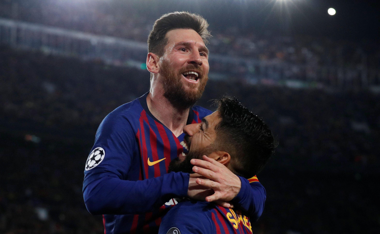 Football - Ligue des champions - Lionel Messi, plus que jamais dieu du Barça et diable pour ses adversaires