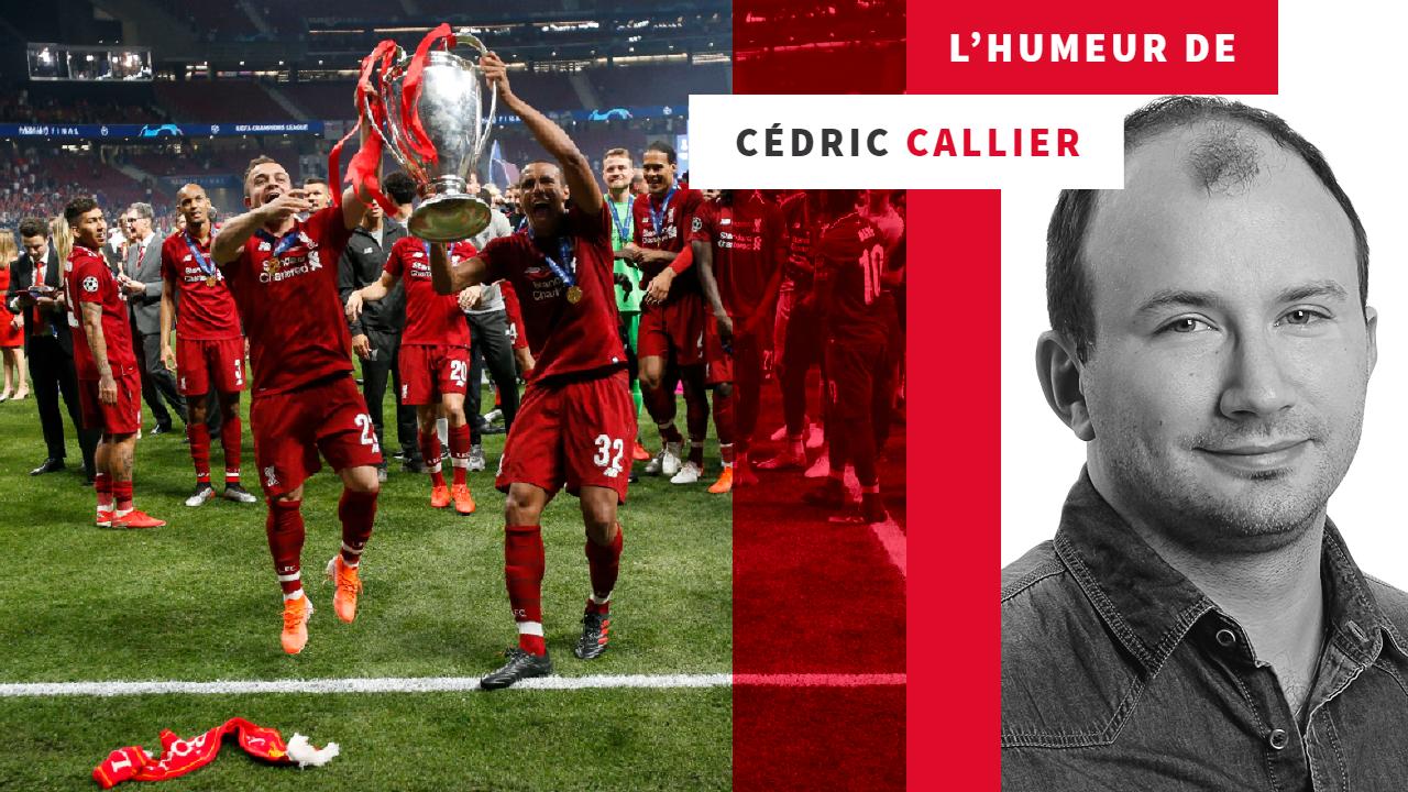 Football - Ligue des champions - Liverpool au sommet de l'Europe... et de l'ennui