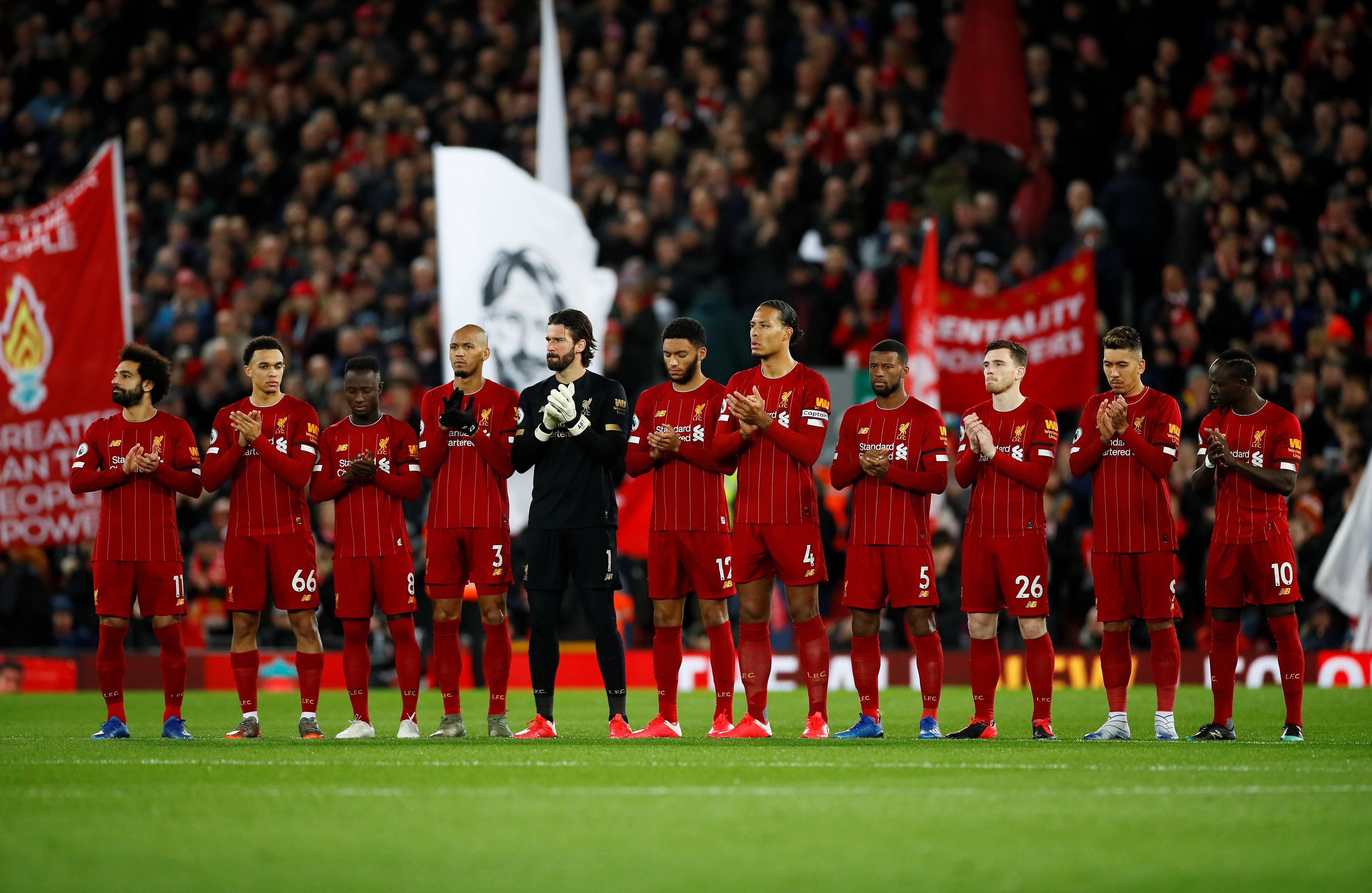 Football - Ligue des champions - Liverpool : Eux, ils ne marcheront pas seuls