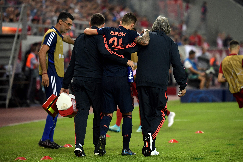 Football - Ligue des champions - Lucas Hernandez blessé, le Bayern en colère après les Bleus