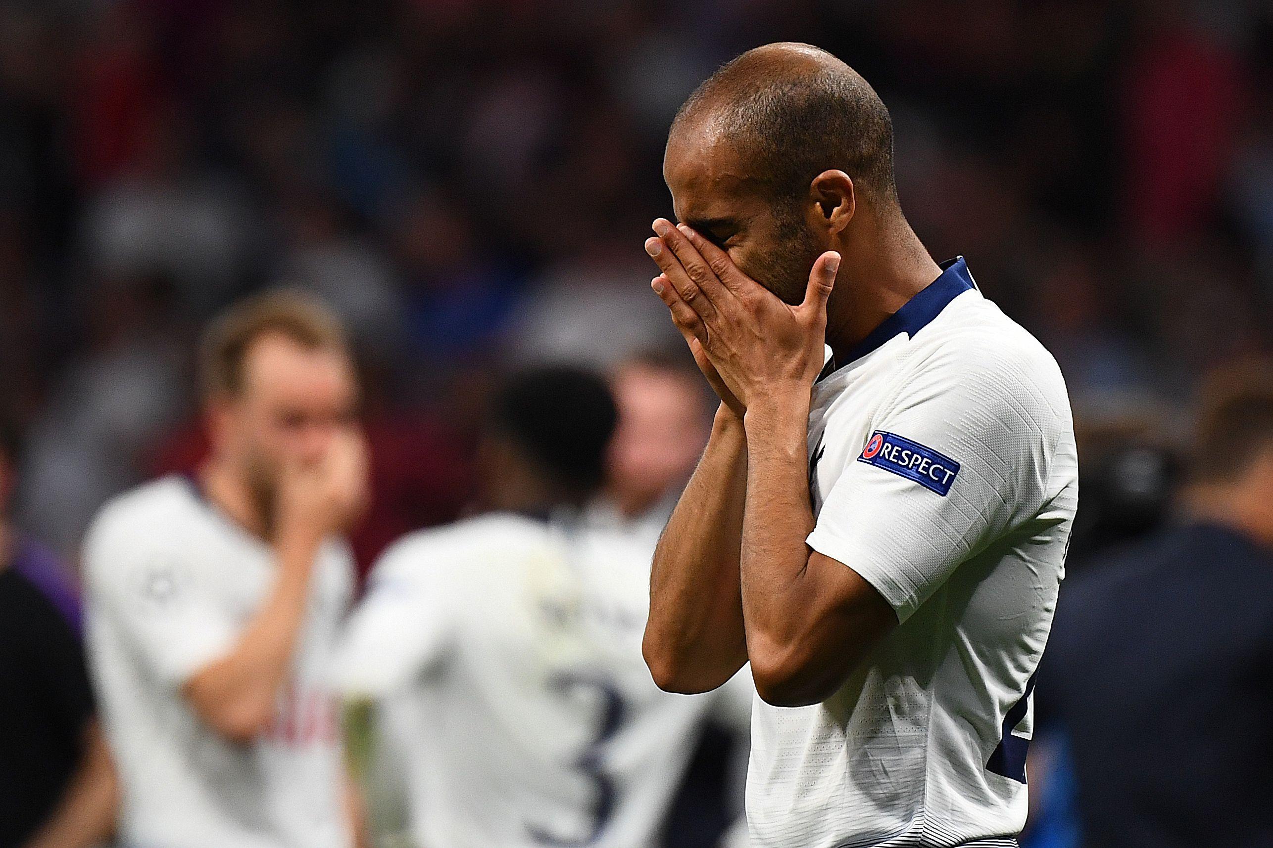 Football - Ligue des champions - Lucas Moura : «La saison prochaine, Tottenham sera plus fort»