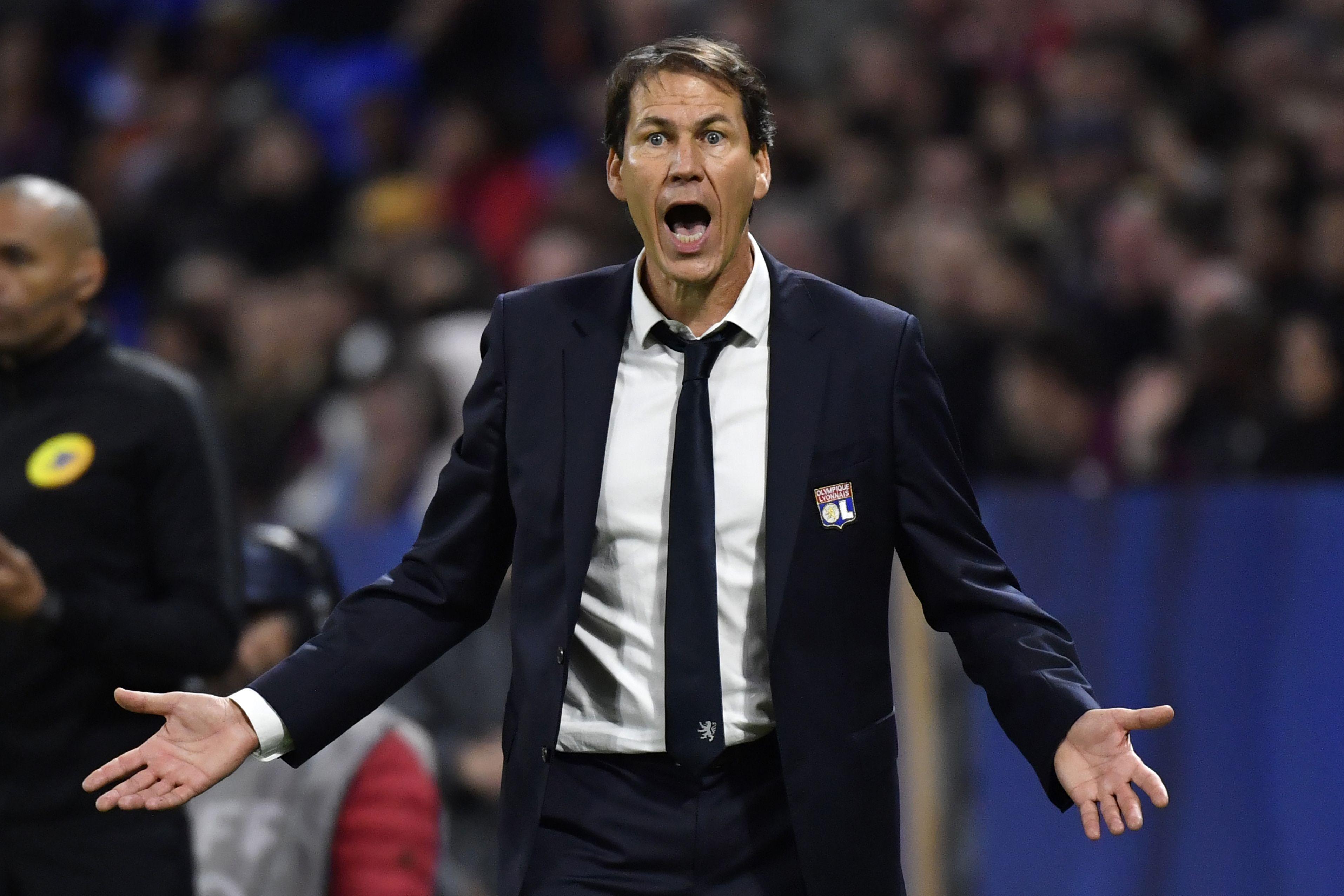 Football - Ligue des champions - Lyon : les gros chantiers de Rudi Garcia