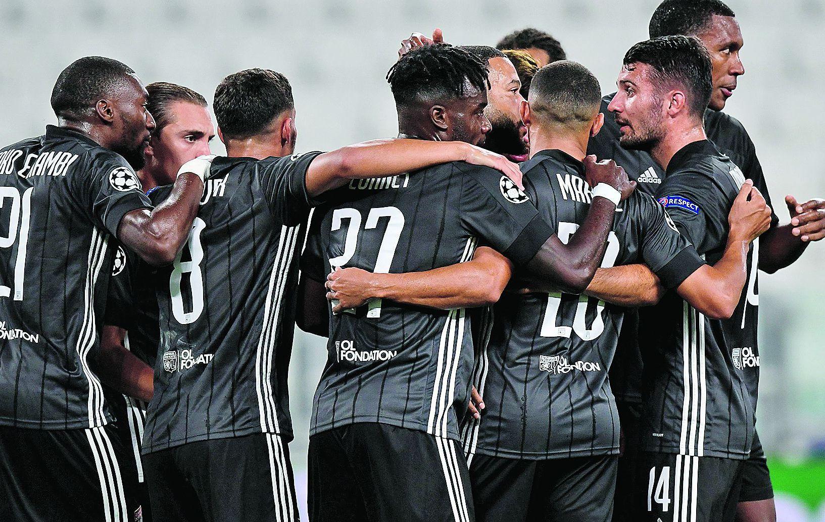 Football - Ligue des champions - Lyon s'offre une parenthèse enchantée