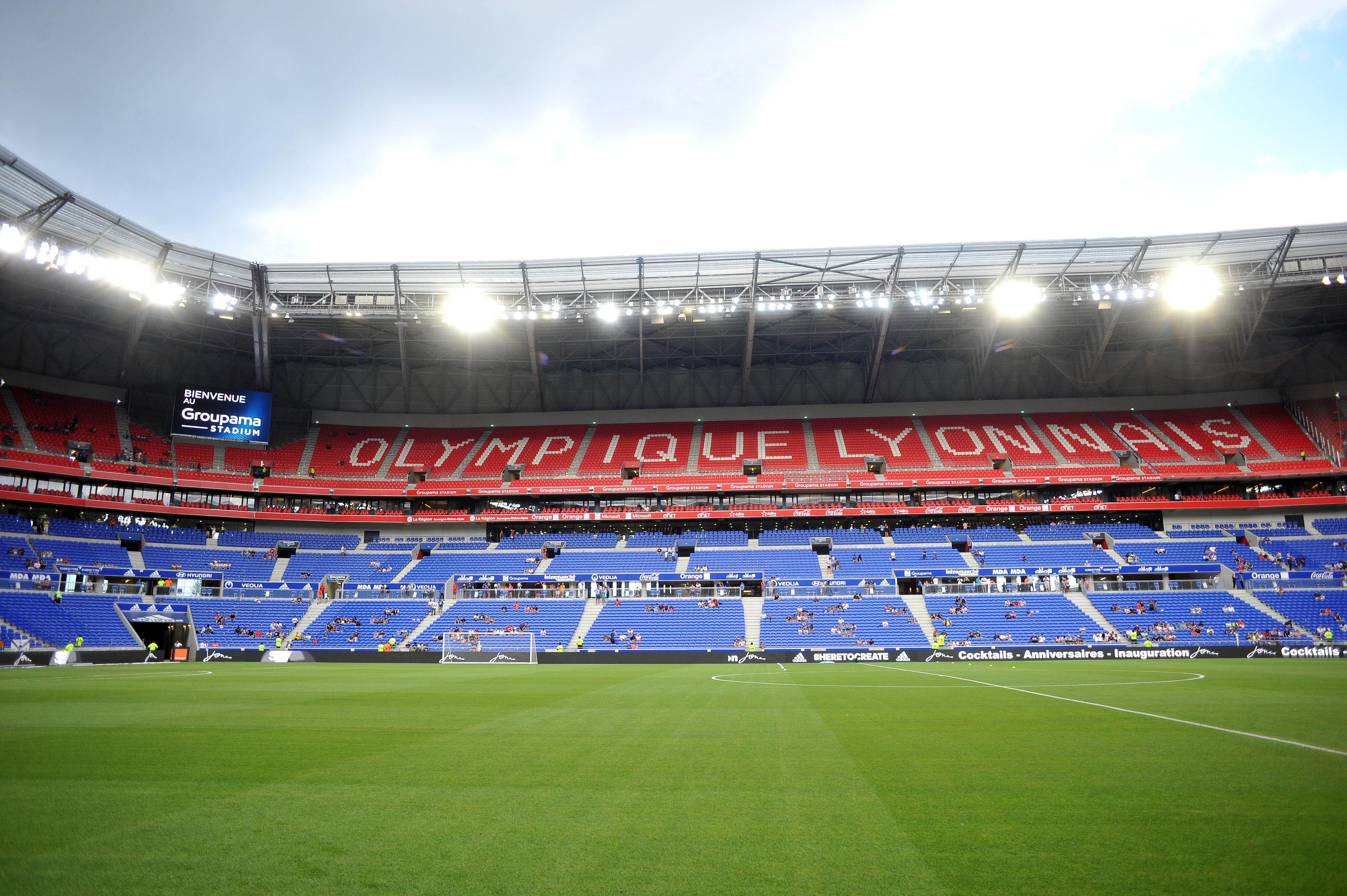 Football - Ligue des champions - Lyon-Shakhtar Donetsk se jouera bien à huis-clos